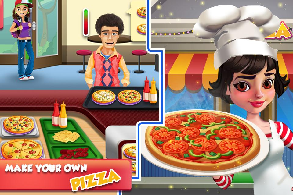 Pizza Maker Restaurant Cash Register: Cooking Game 1.0.4 Screenshot 4