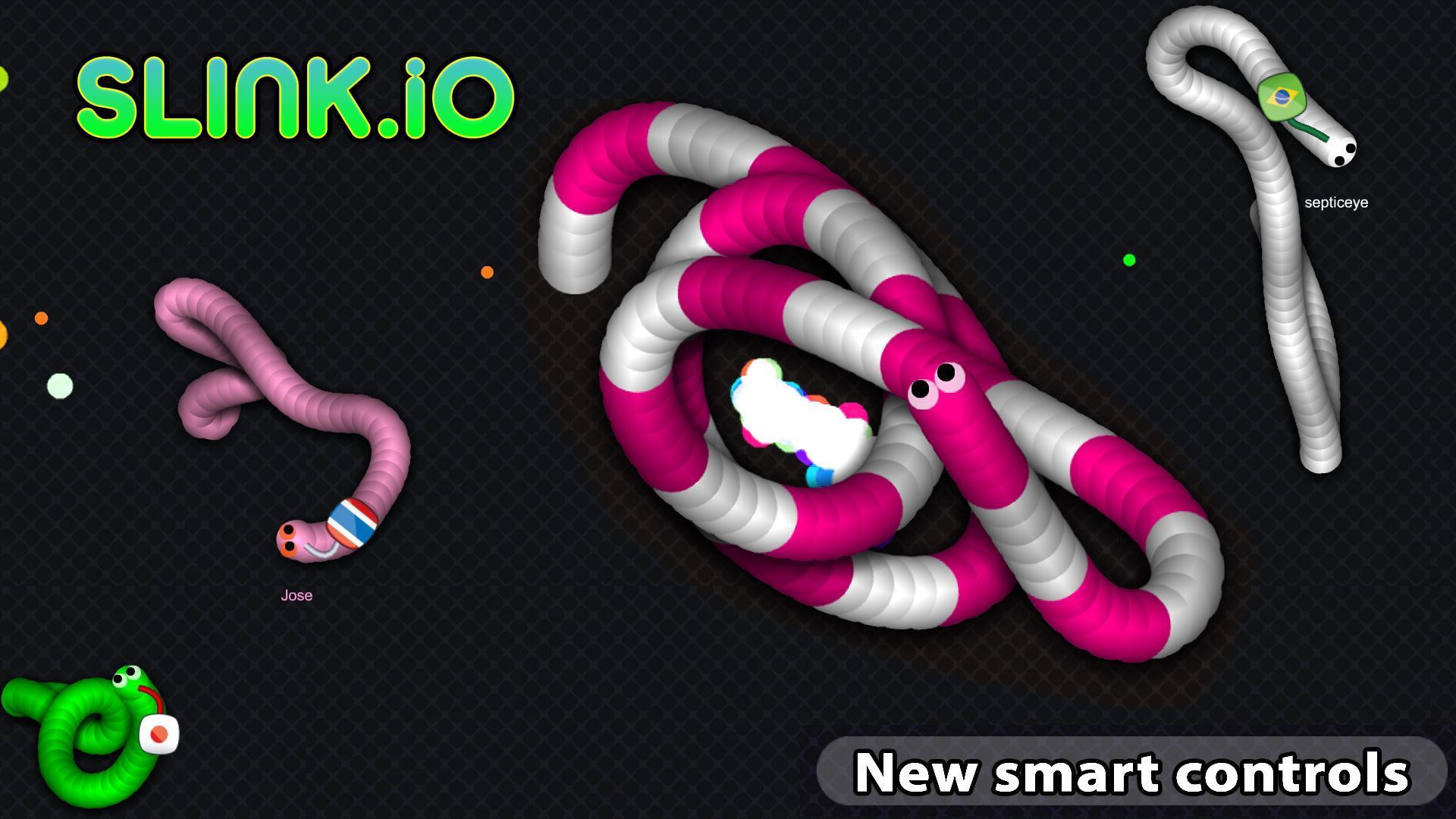 Slink.io - Snake Game 2.4.7 Screenshot 3