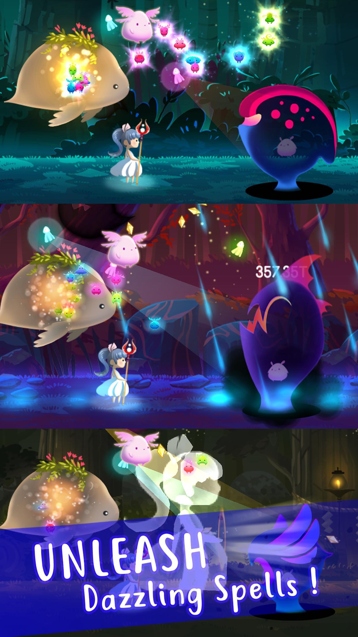 Light a Way Tap Tap Fairytale 2.15.5 Screenshot 22