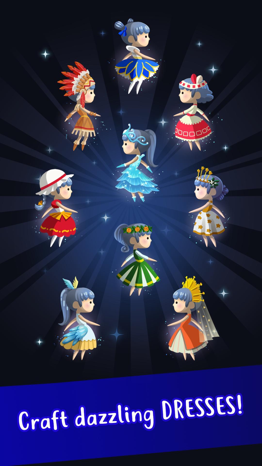 Light a Way Tap Tap Fairytale 2.15.5 Screenshot 4