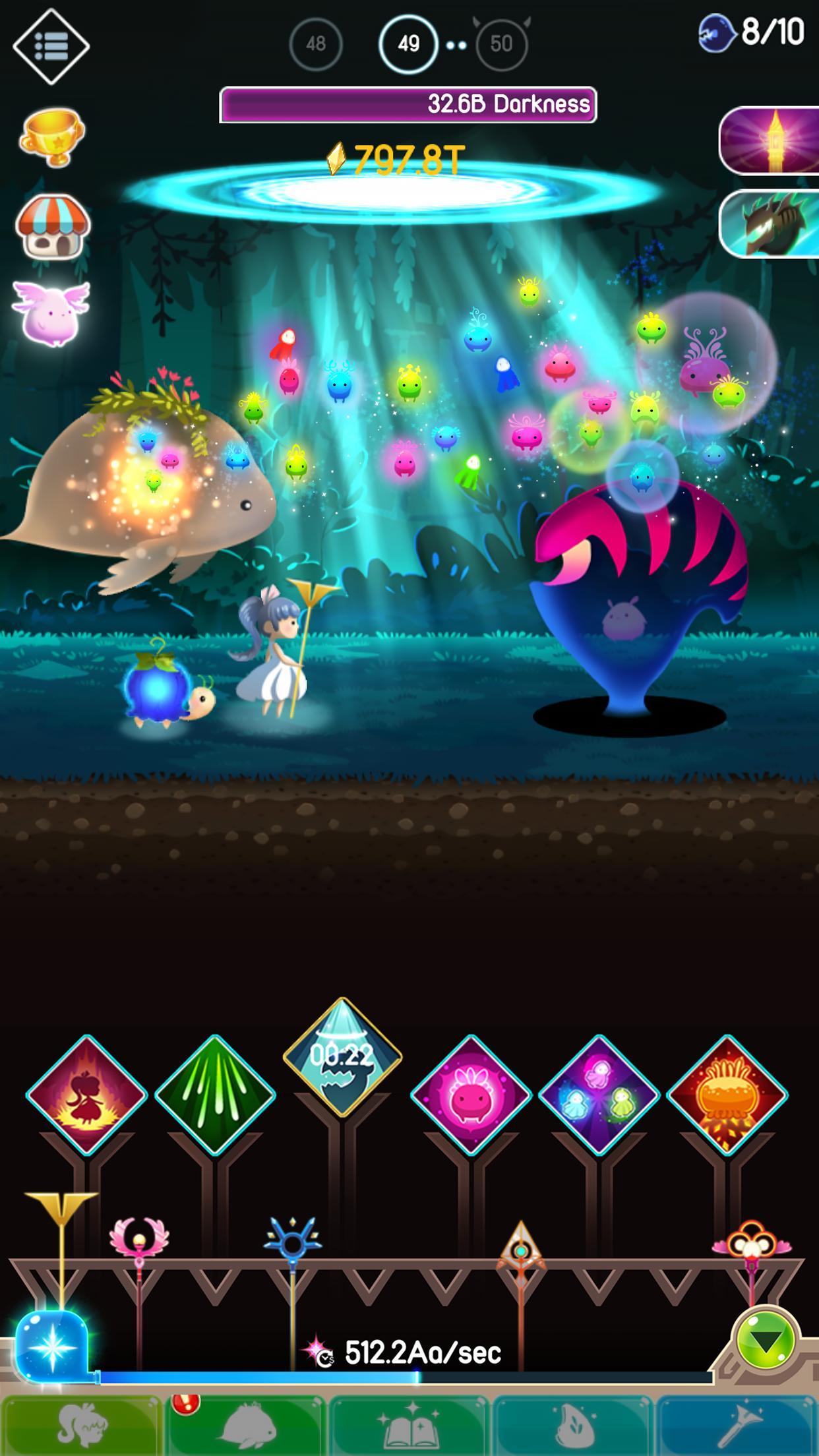 Light a Way Tap Tap Fairytale 2.15.5 Screenshot 8