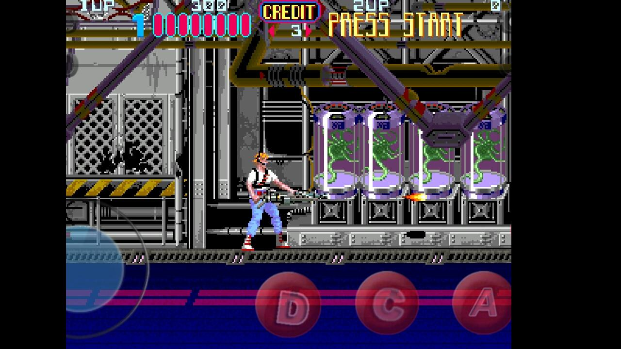 Arcade Games 8 Screenshot 1