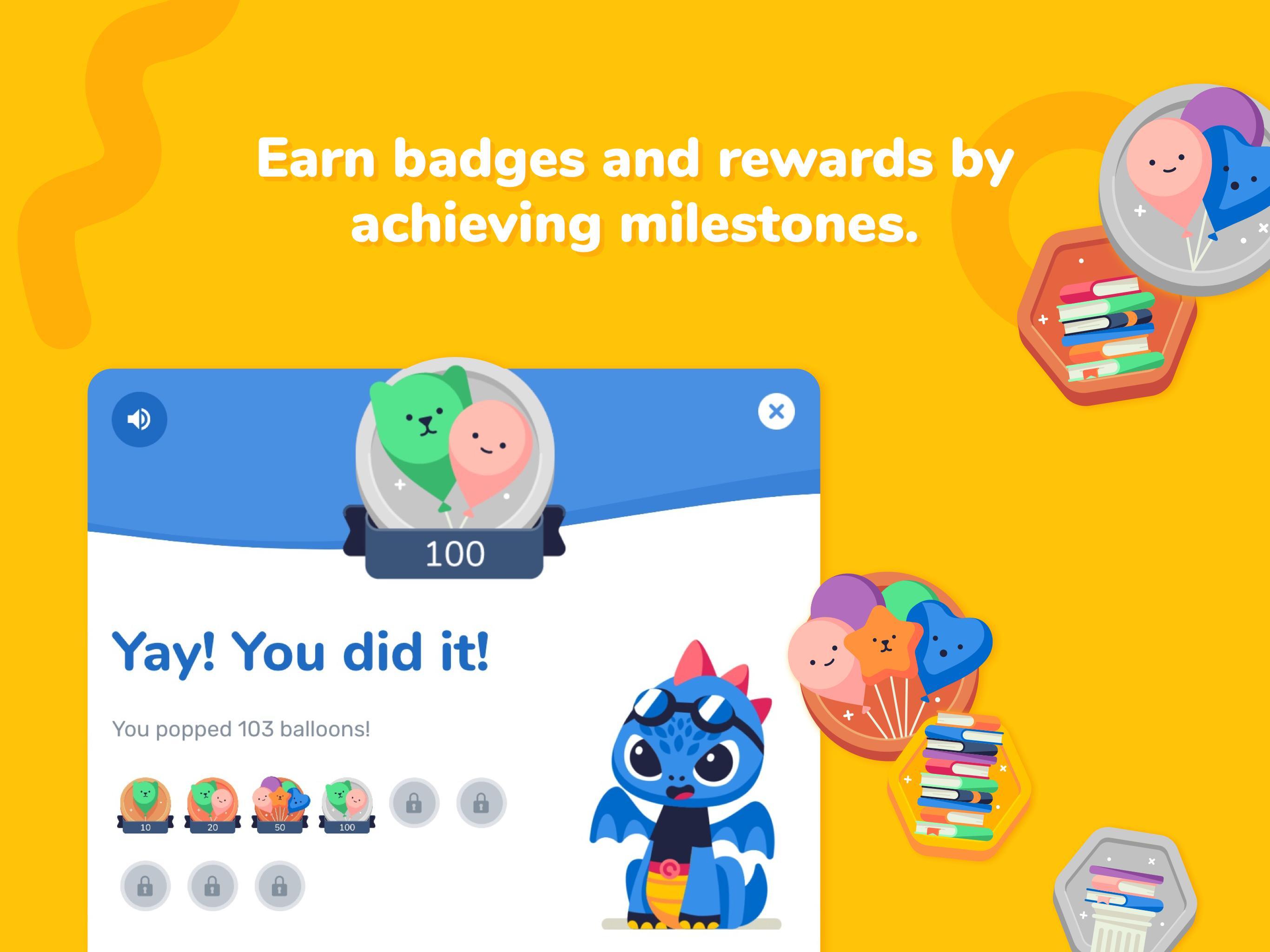 Rivet Better Reading Practice For Kids 1.1.35 Screenshot 18
