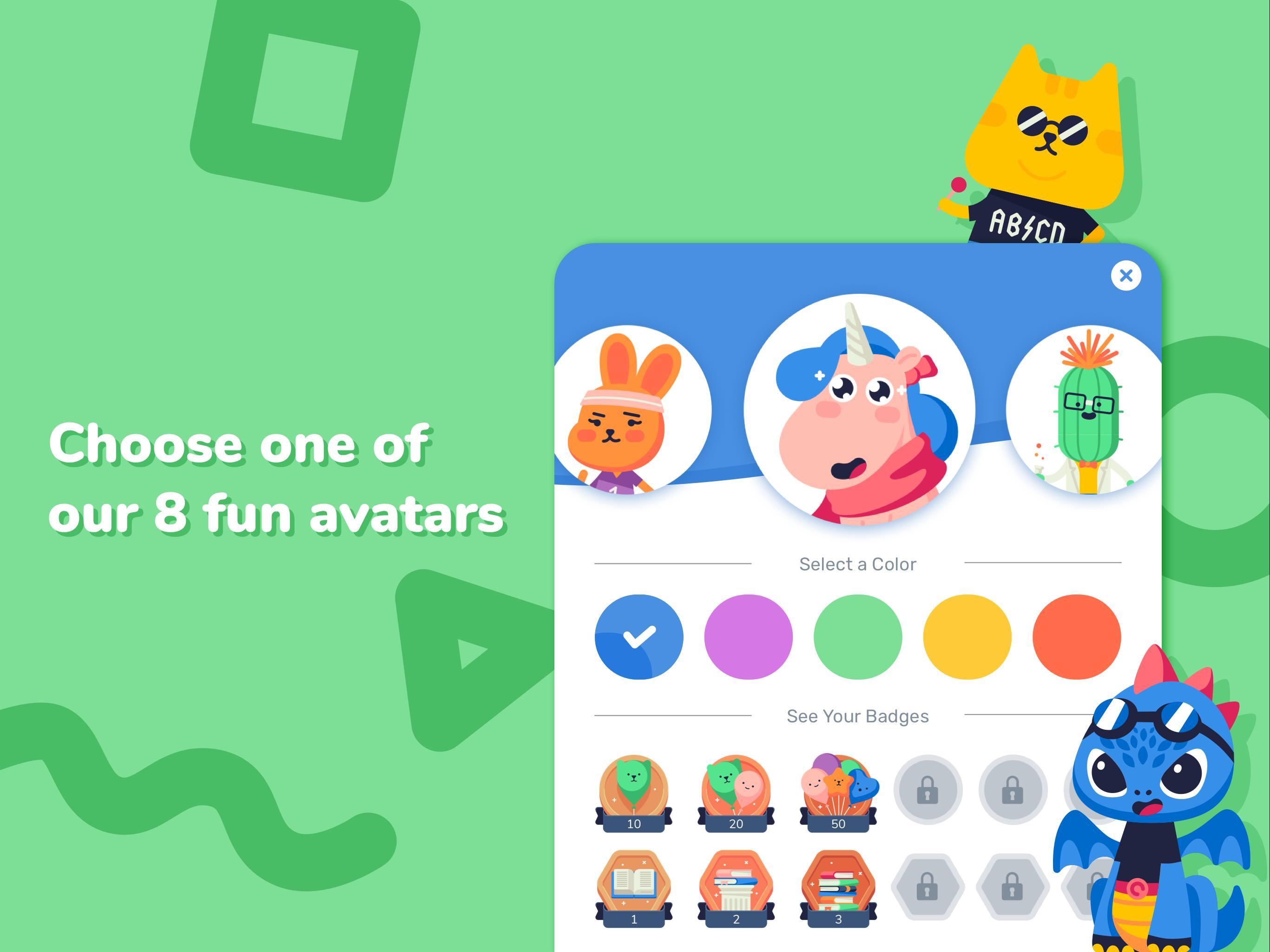 Rivet Better Reading Practice For Kids 1.1.35 Screenshot 4