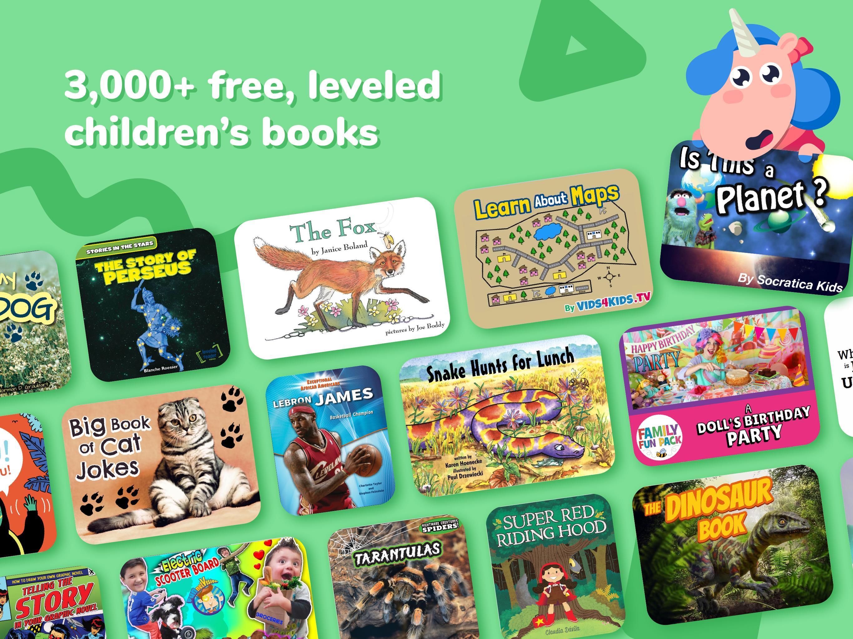 Rivet Better Reading Practice For Kids 1.1.35 Screenshot 6