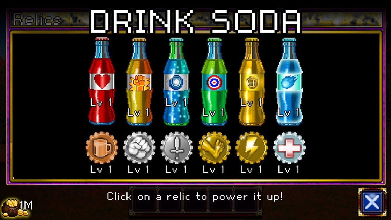Soda Dungeon 1.2.44 Screenshot 18