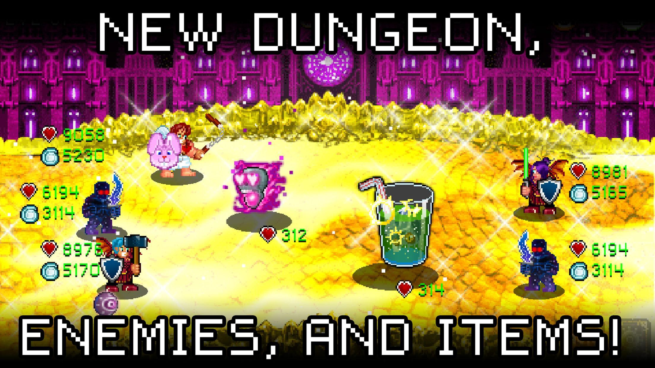 Soda Dungeon 1.2.44 Screenshot 9