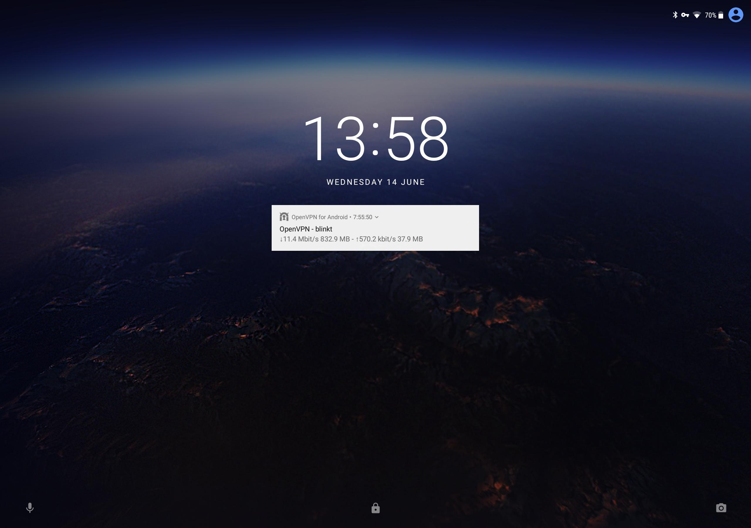 OpenVPN for Android 0.7.8 Screenshot 7