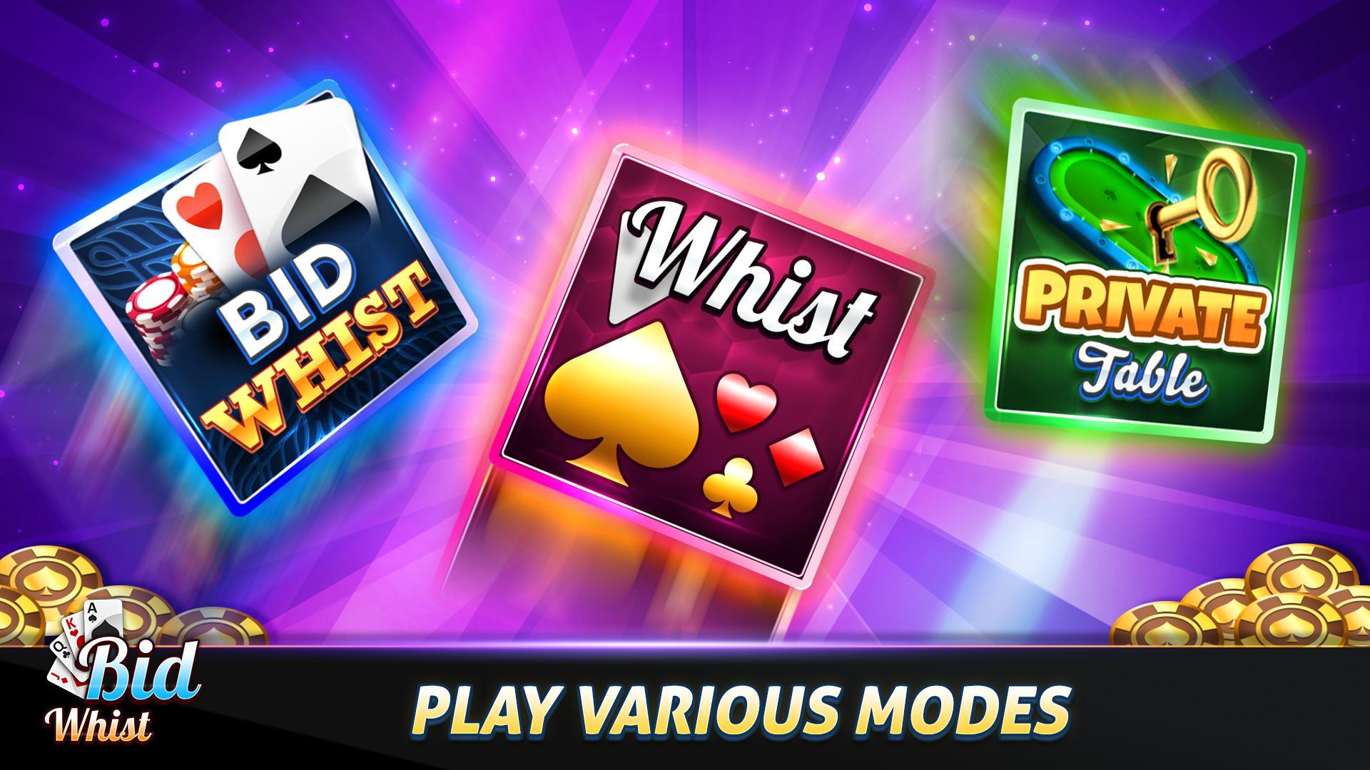 Bid Whist Free – Classic Whist 2 Player Card Game 11.3 Screenshot 14