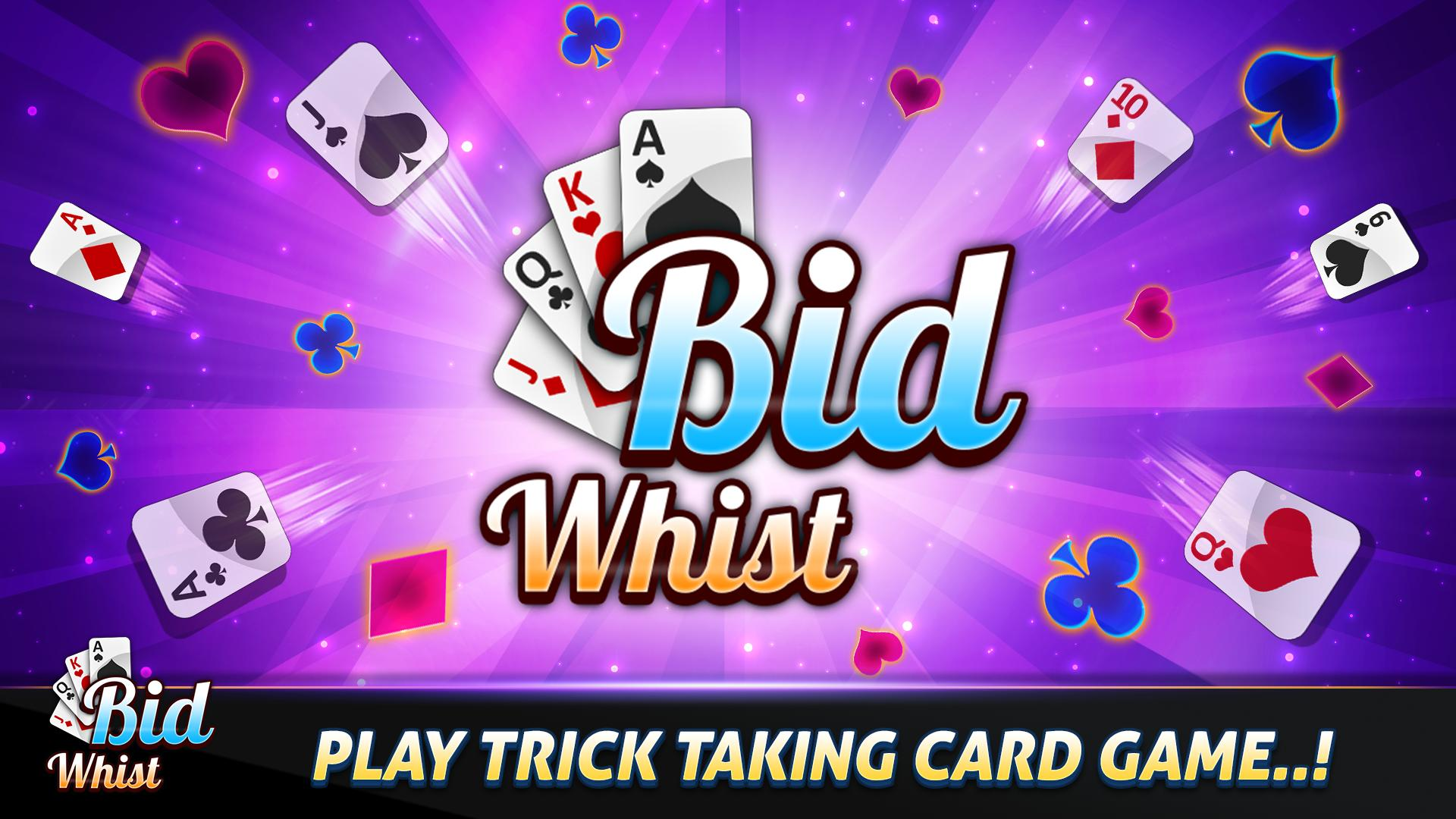 Bid Whist Free – Classic Whist 2 Player Card Game 11.3 Screenshot 16