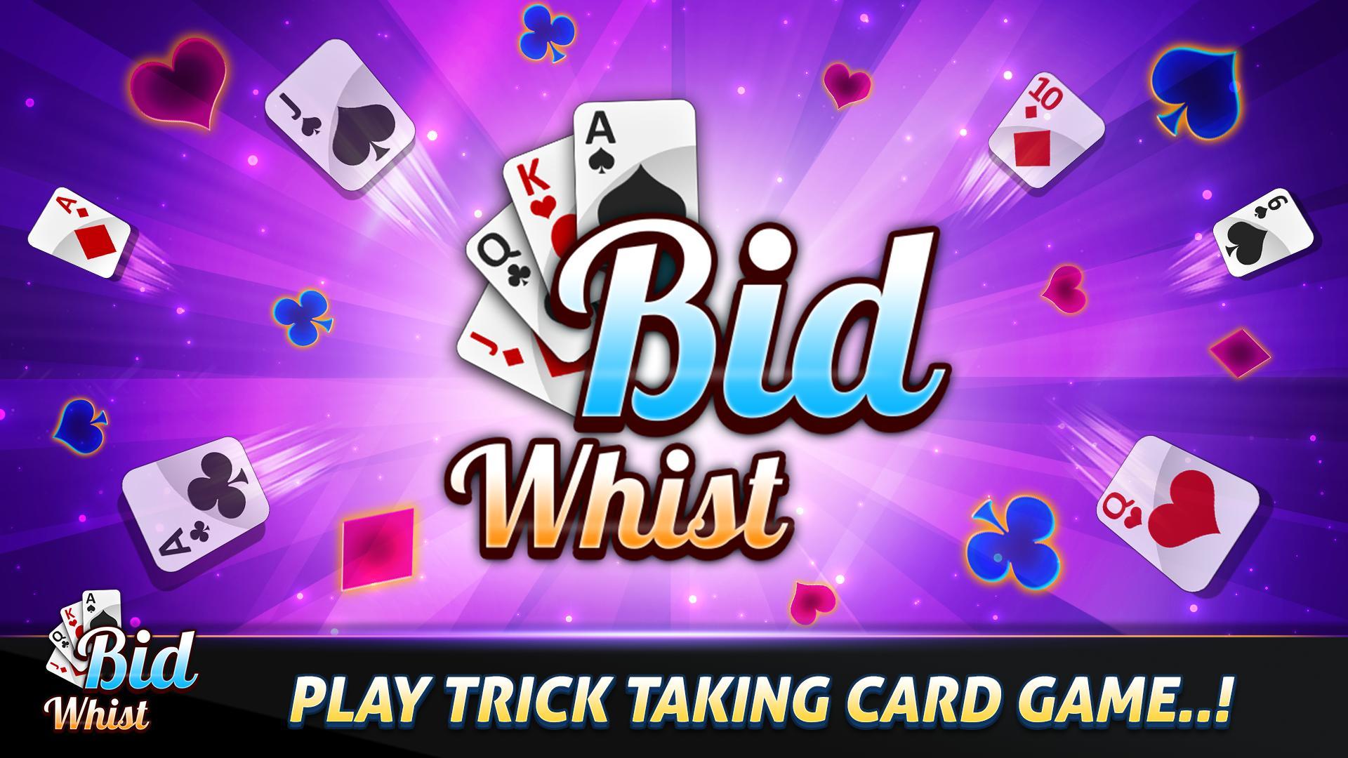 Bid Whist Free – Classic Whist 2 Player Card Game 11.3 Screenshot 24