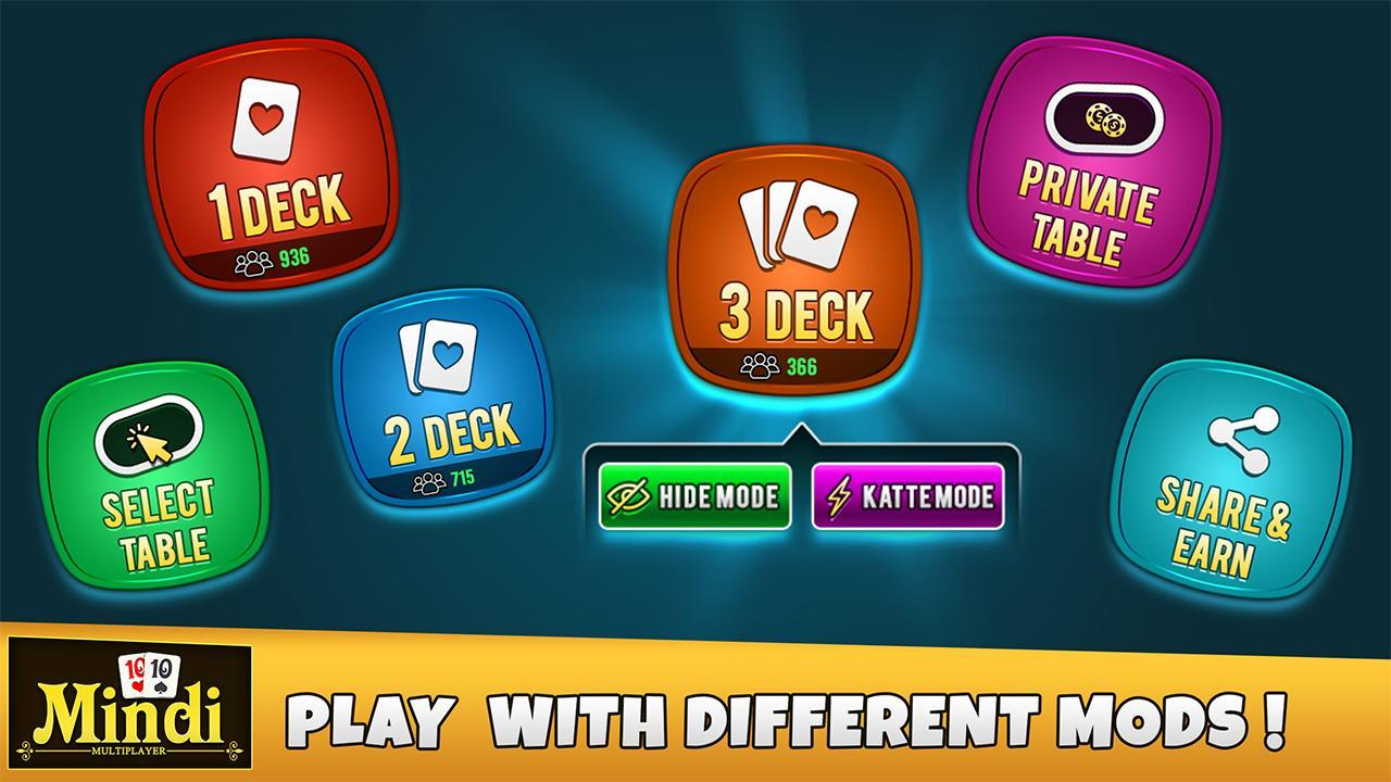 Mindi Multiplayer Online Game - Play With Friends 9.2 Screenshot 1