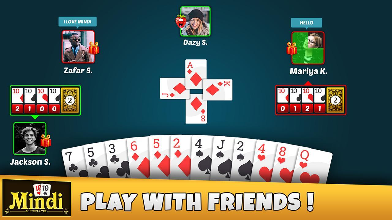 Mindi Multiplayer Online Game - Play With Friends 9.2 Screenshot 5
