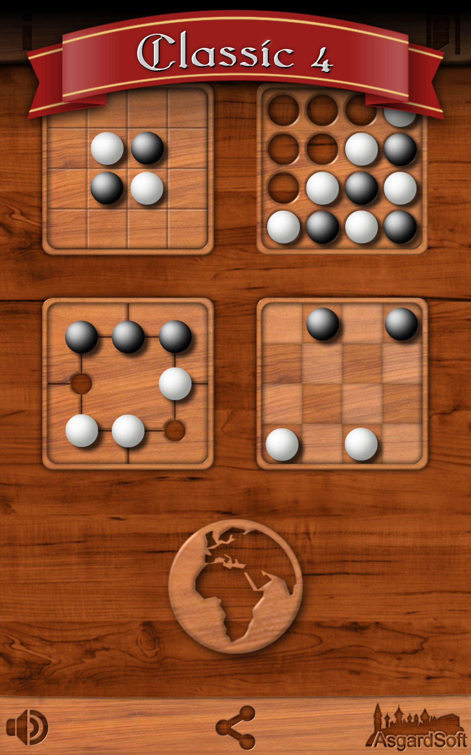 Free Classic 4 - The famous board games 2.1.6 Screenshot 1