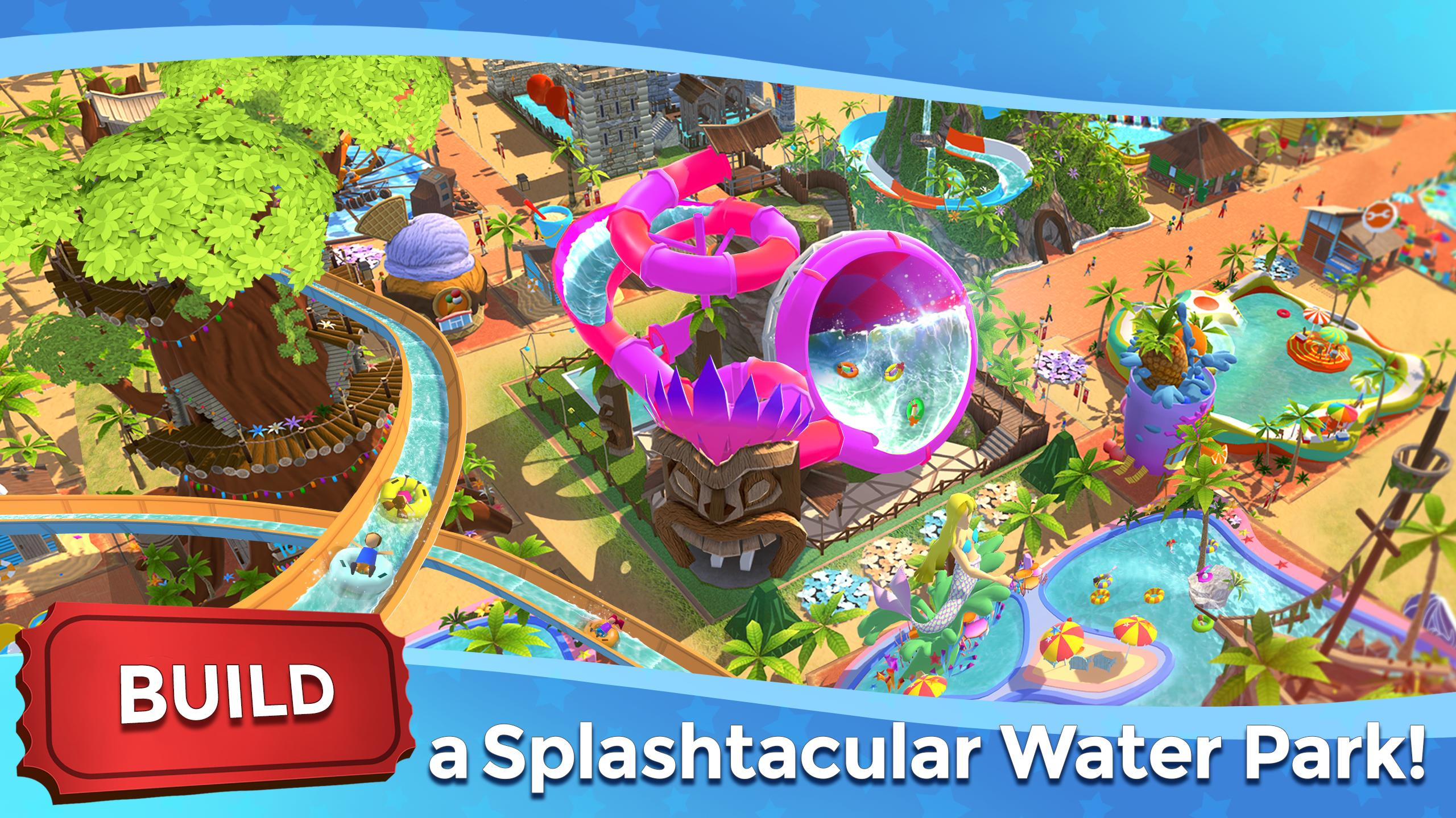 RollerCoaster Tycoon Touch - Build your Theme Park 3.5.0 Screenshot 4