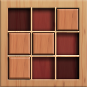 Woody 99 Sudoku Block Puzzle - Free Mind Games app icon