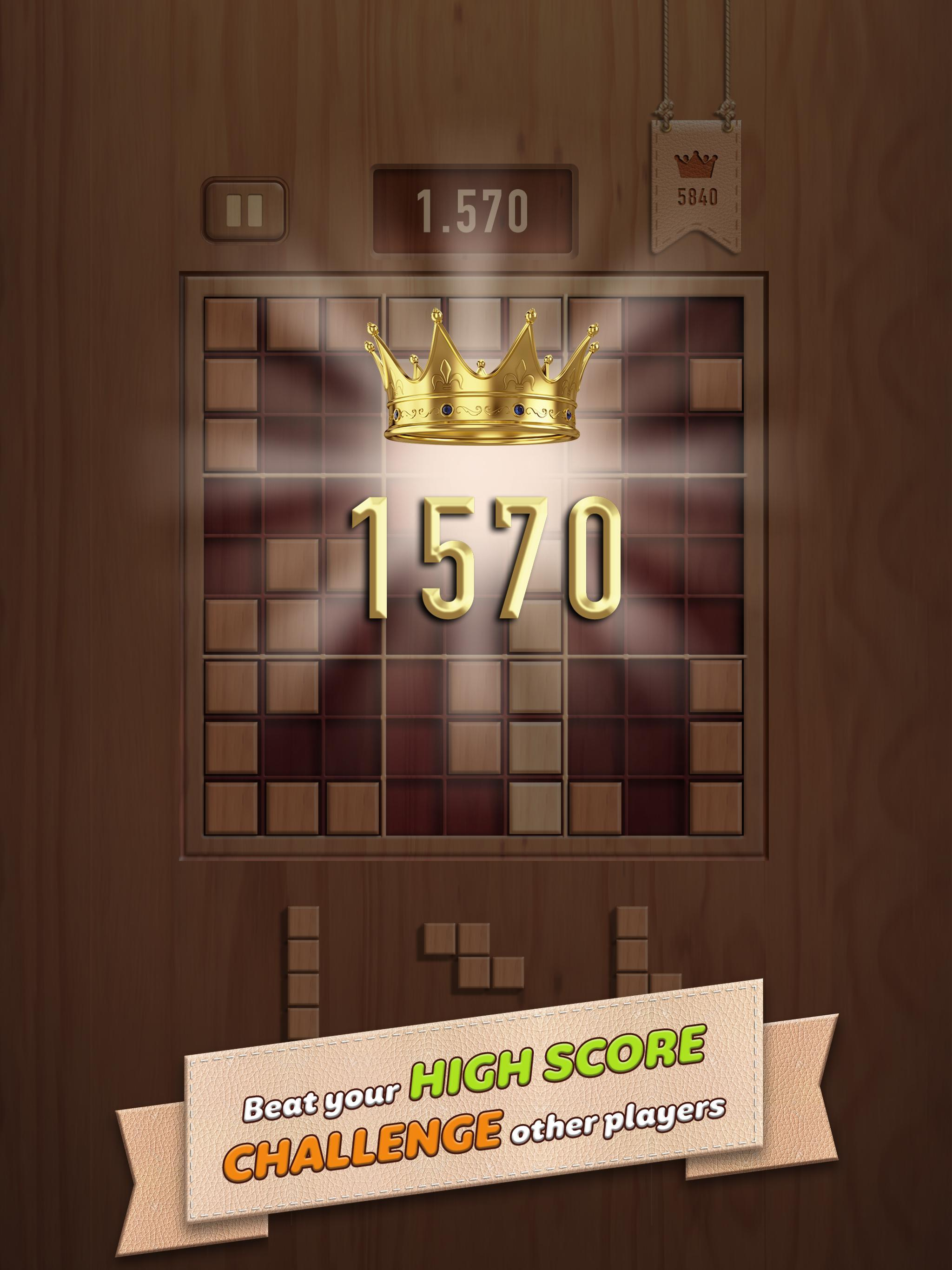Woody 99 Sudoku Block Puzzle - Free Mind Games 1.2.2 Screenshot 10