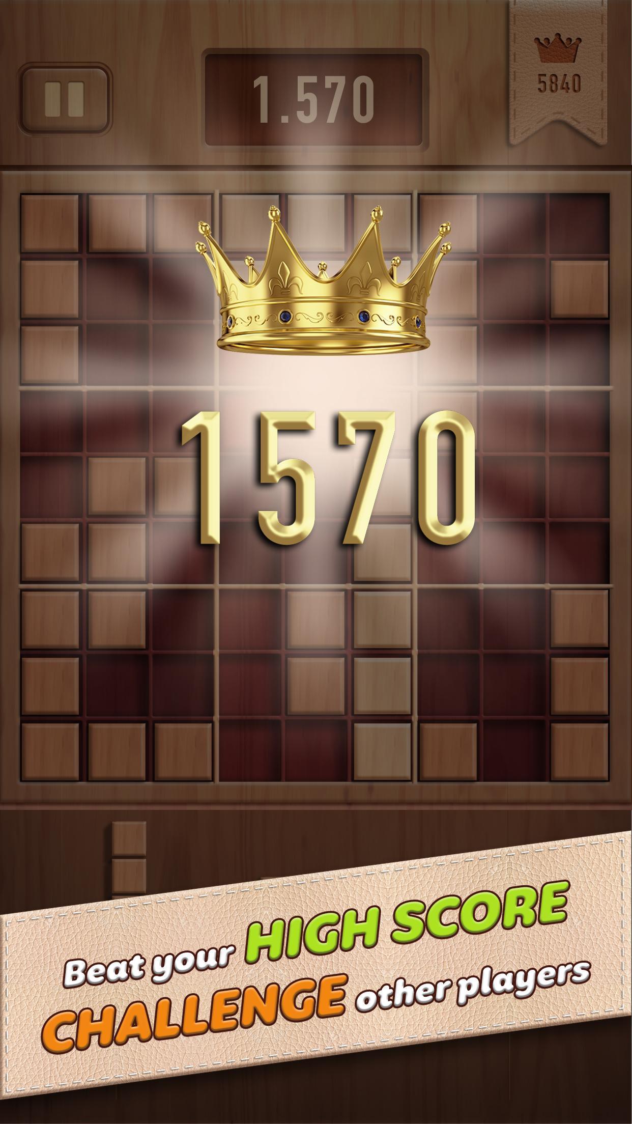 Woody 99 Sudoku Block Puzzle - Free Mind Games 1.2.2 Screenshot 5