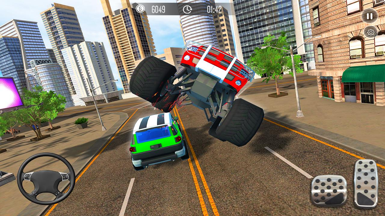 New York Car Gangster: Grand Action Simulator Game 9 Screenshot 2