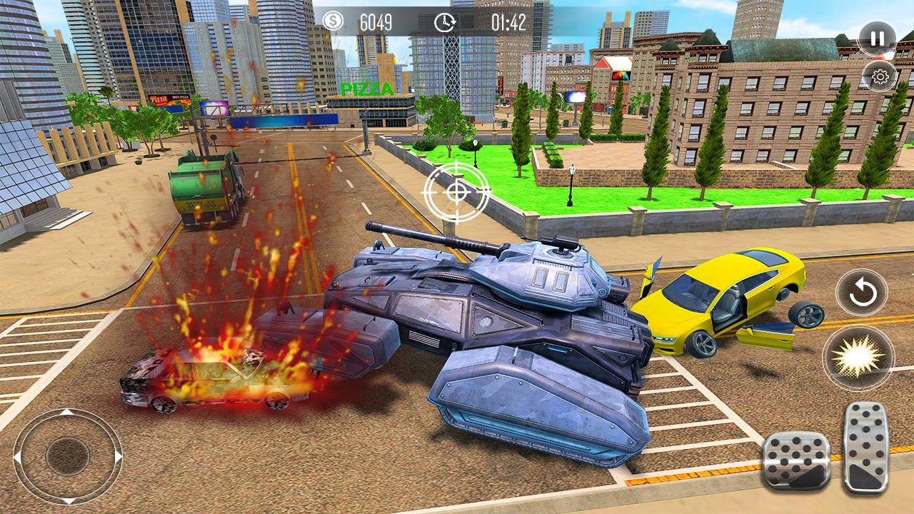 New York Car Gangster: Grand Action Simulator Game 9 Screenshot 4