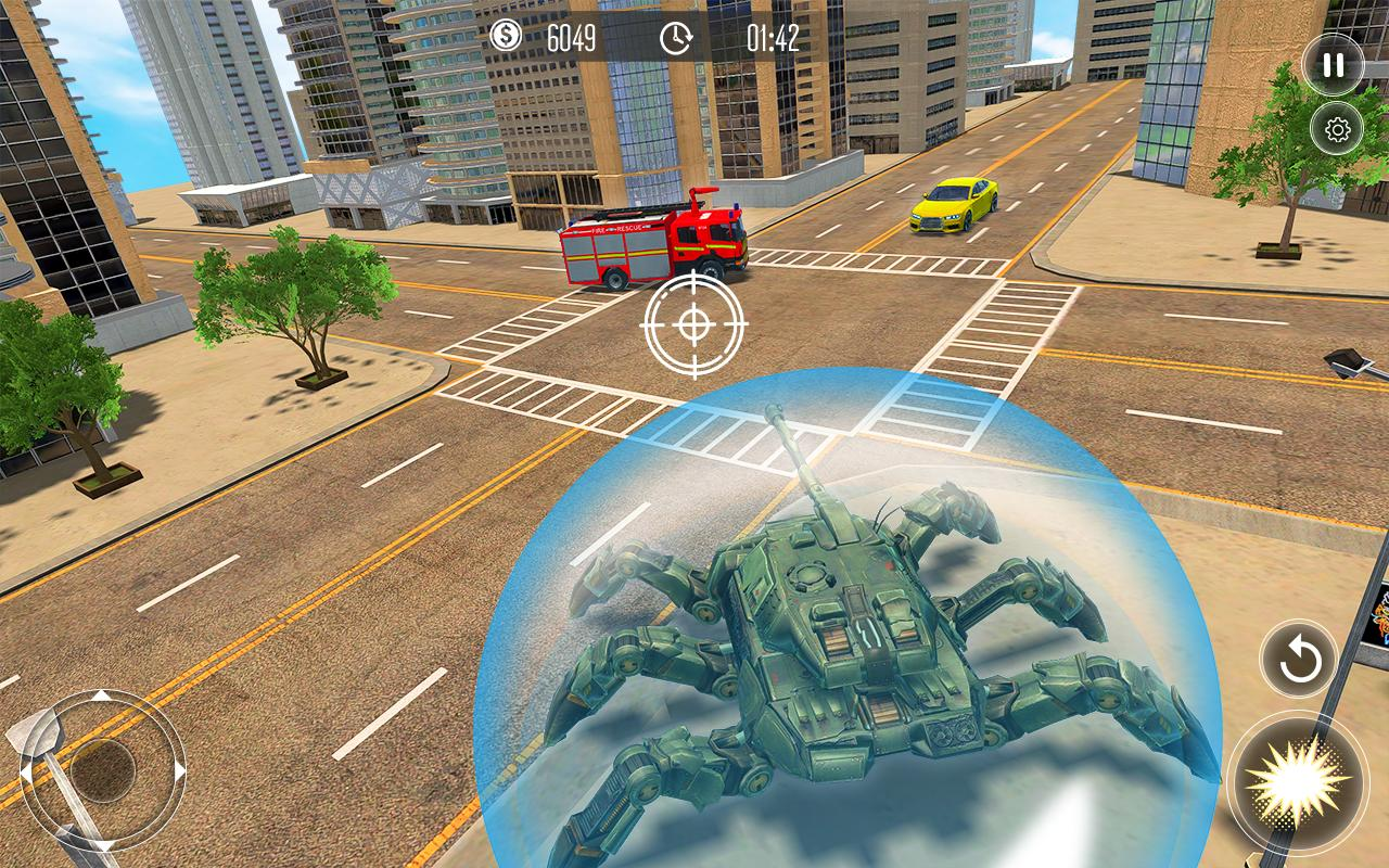 New York Car Gangster: Grand Action Simulator Game 9 Screenshot 7