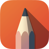 SketchBook - draw and paint app icon