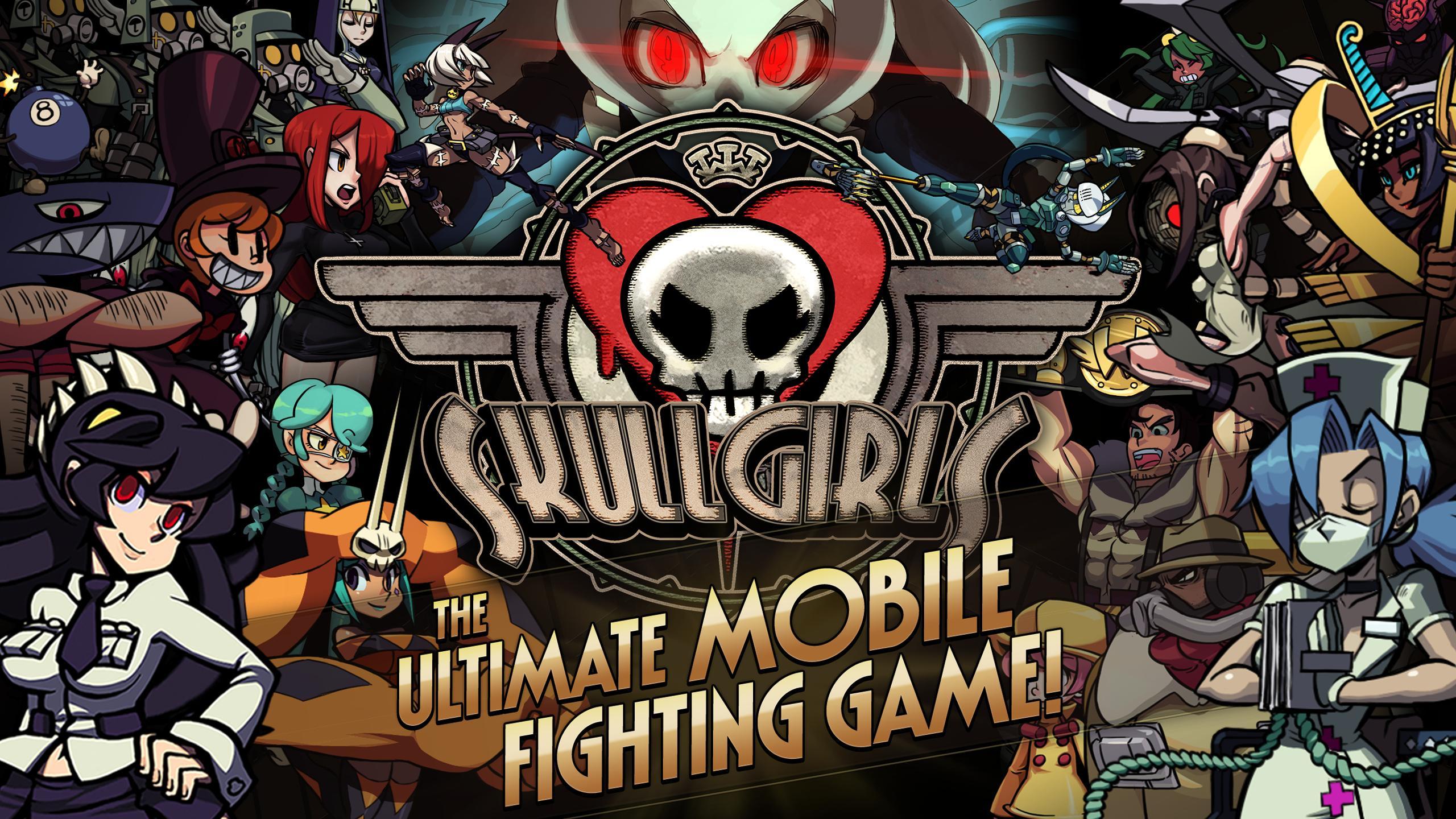 Skullgirls Fighting RPG 4.3.2 Screenshot 1