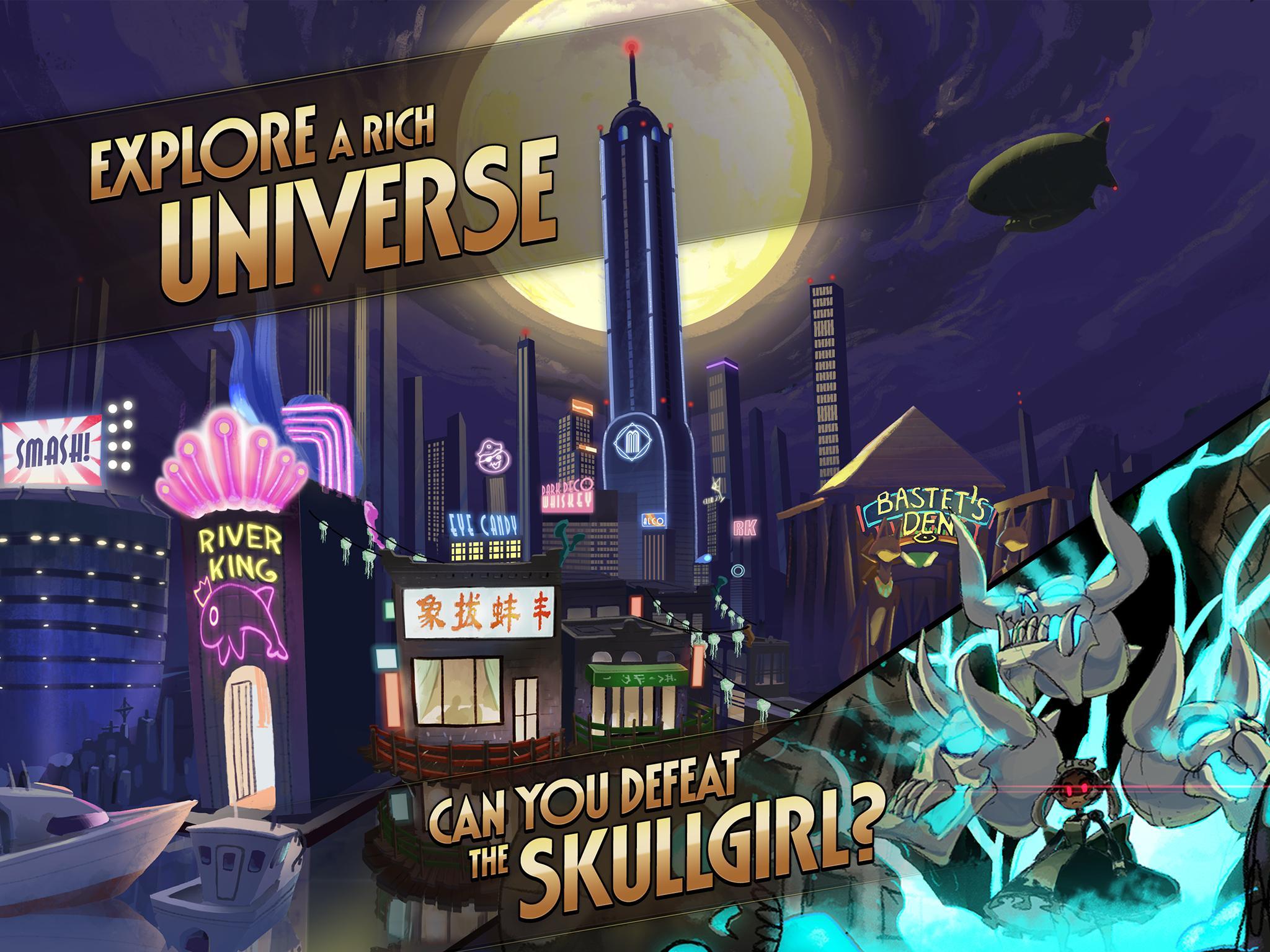 Skullgirls Fighting RPG 4.3.2 Screenshot 18