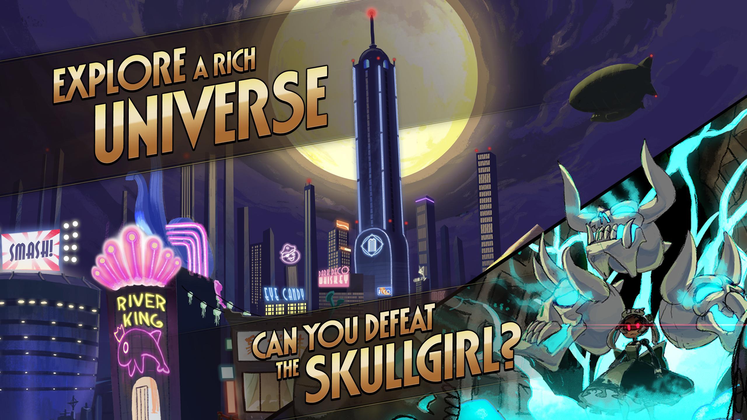 Skullgirls Fighting RPG 4.3.2 Screenshot 6