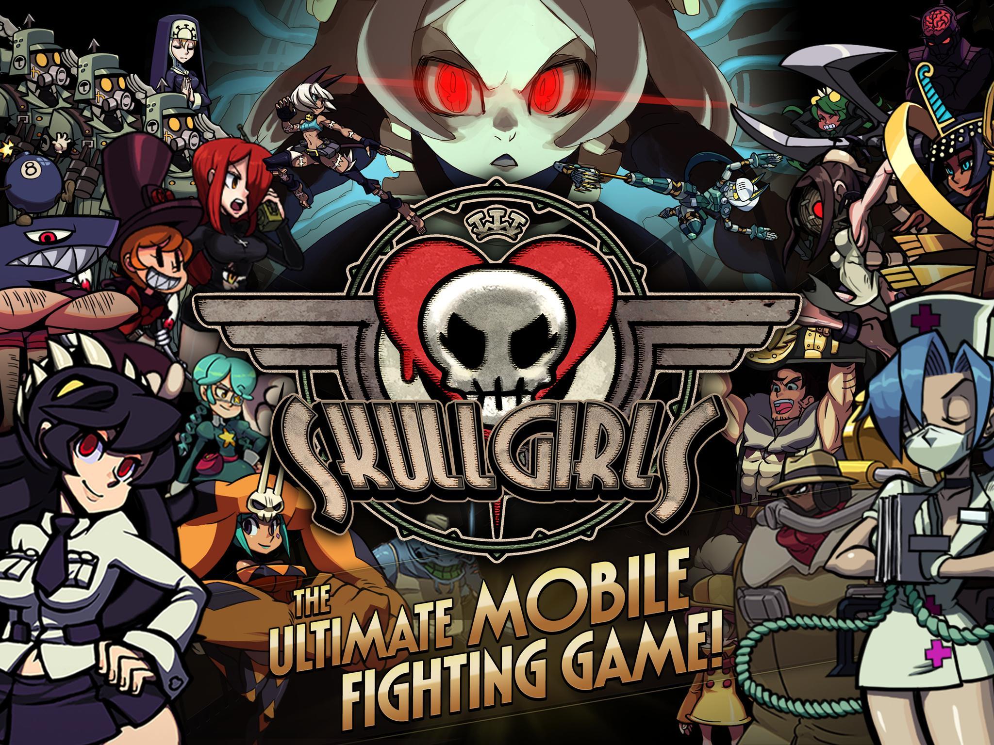 Skullgirls Fighting RPG 4.3.2 Screenshot 7