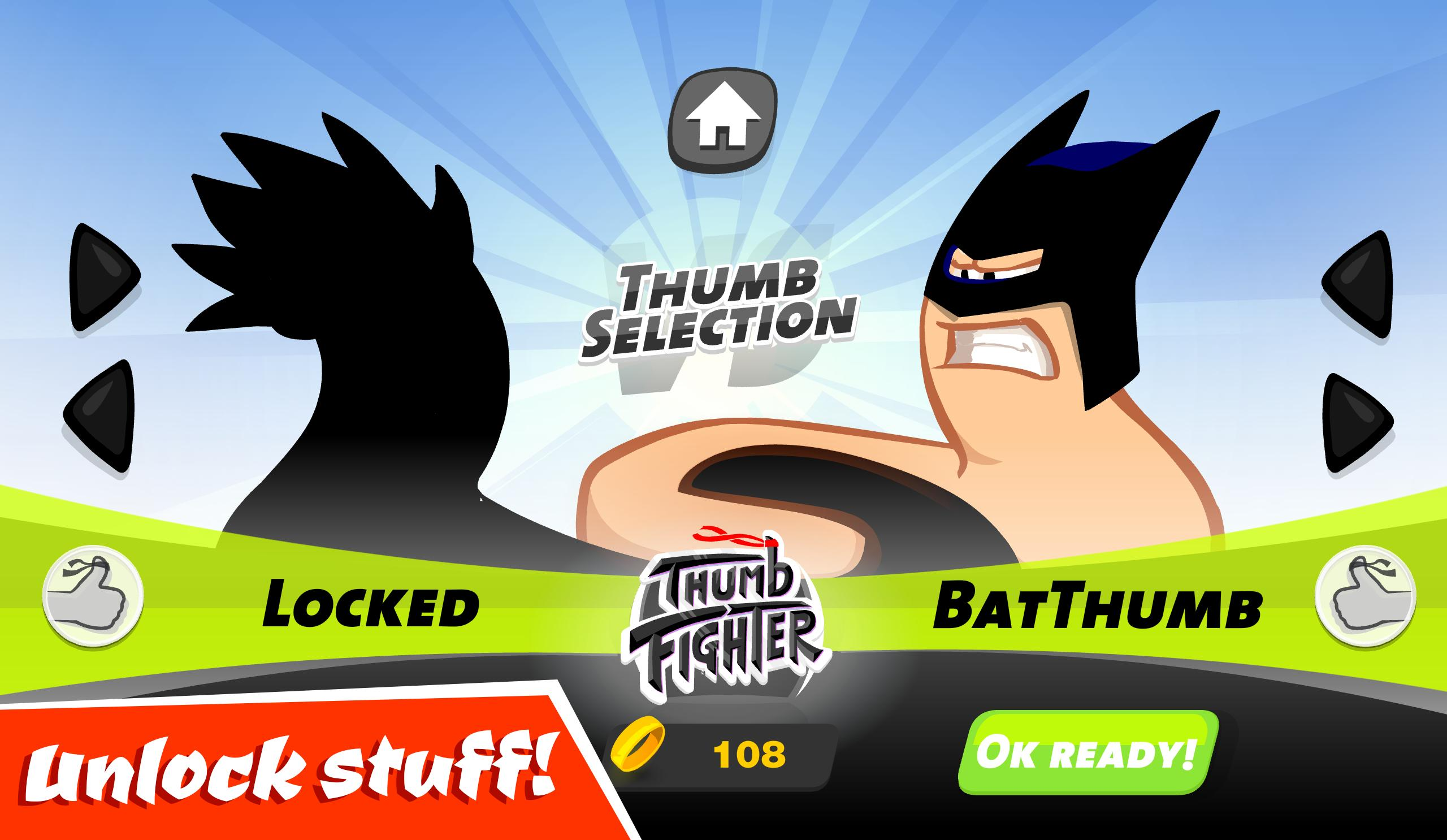 Thumb Fighter 👍 1.4.053 Screenshot 5