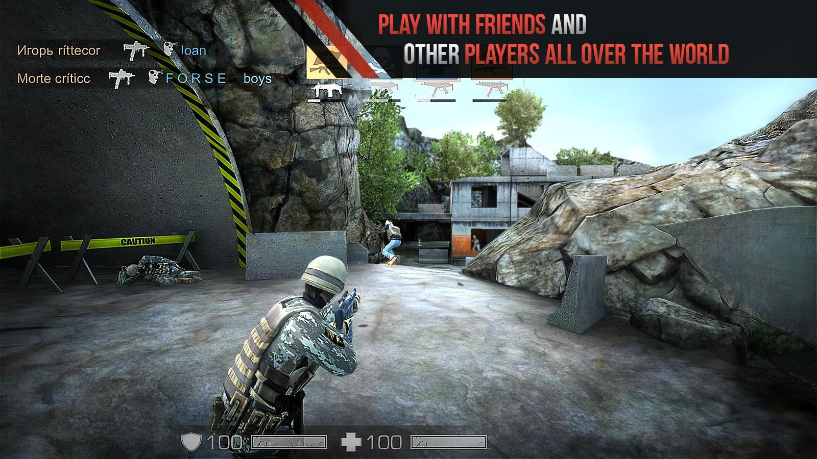 Standoff Multiplayer 1.22.1 Screenshot 1