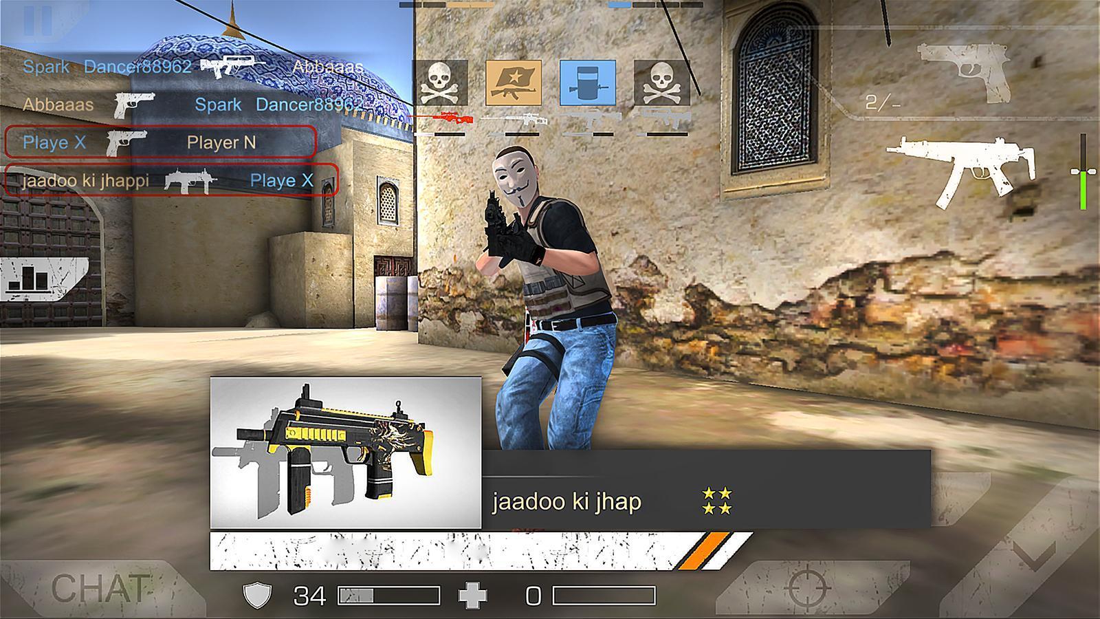 Standoff Multiplayer 1.22.1 Screenshot 15