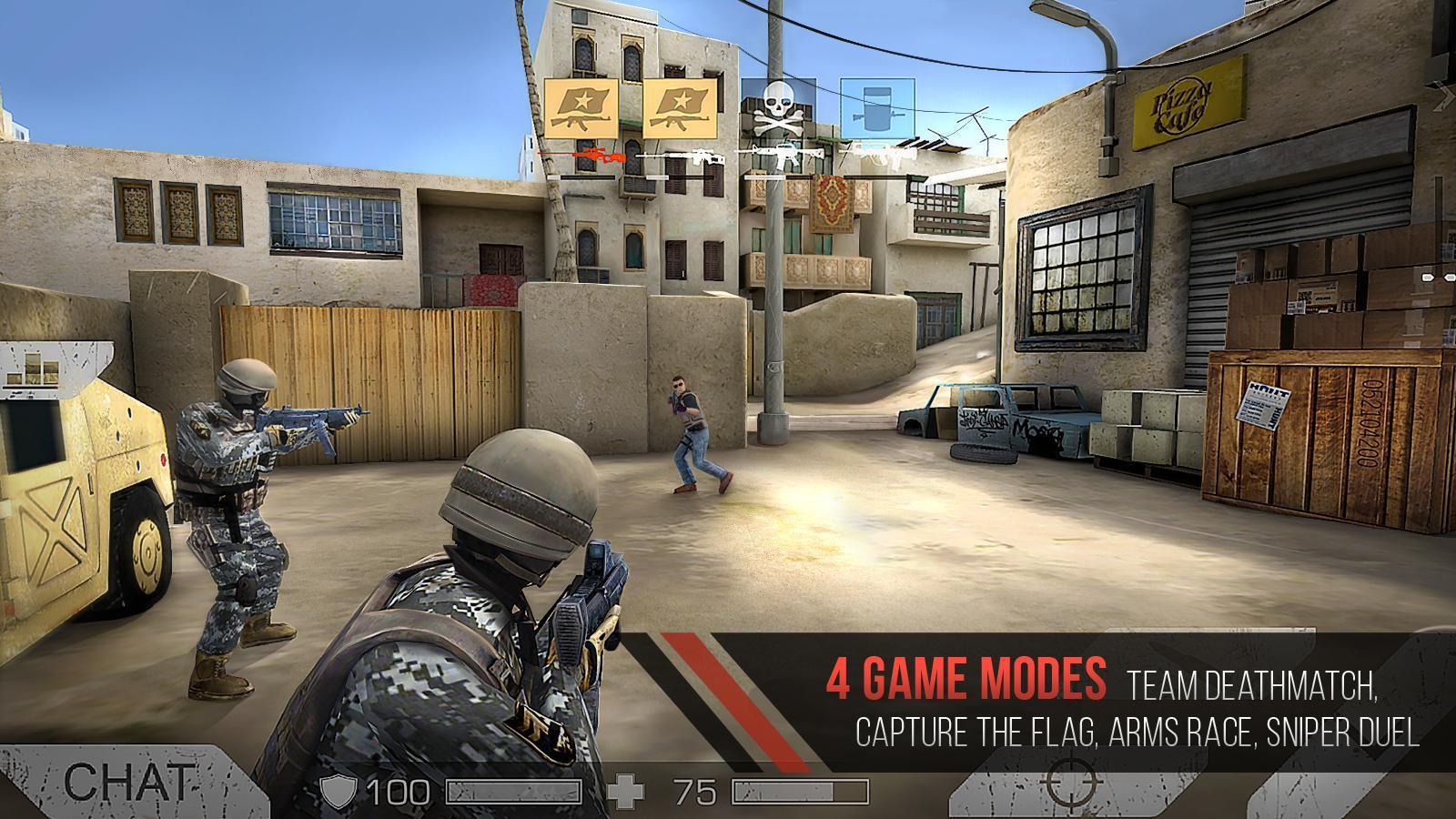 Standoff Multiplayer 1.22.1 Screenshot 3