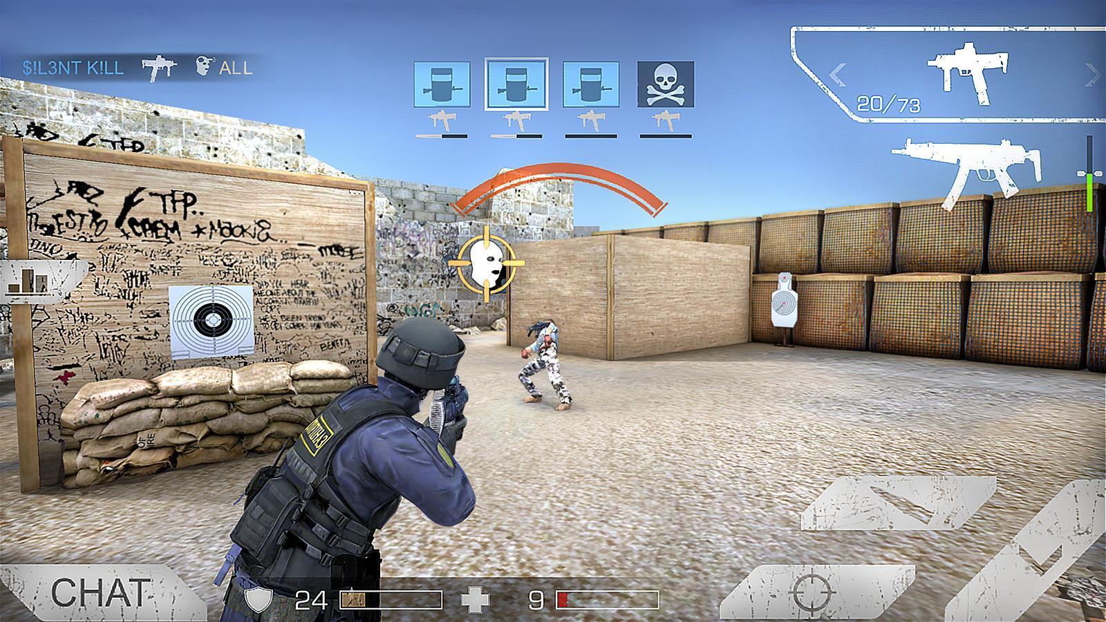 Standoff Multiplayer 1.22.1 Screenshot 5
