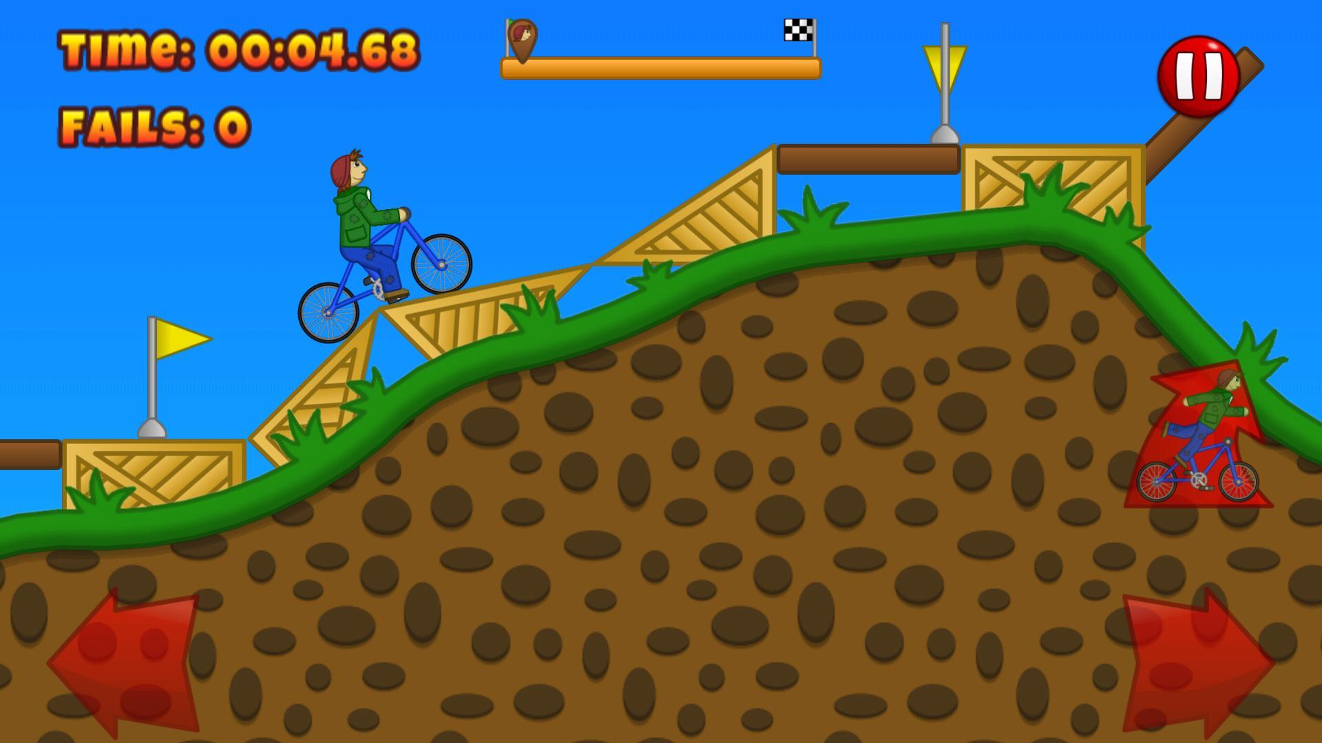 Beany Biker Hill Climber 1.15 Screenshot 11