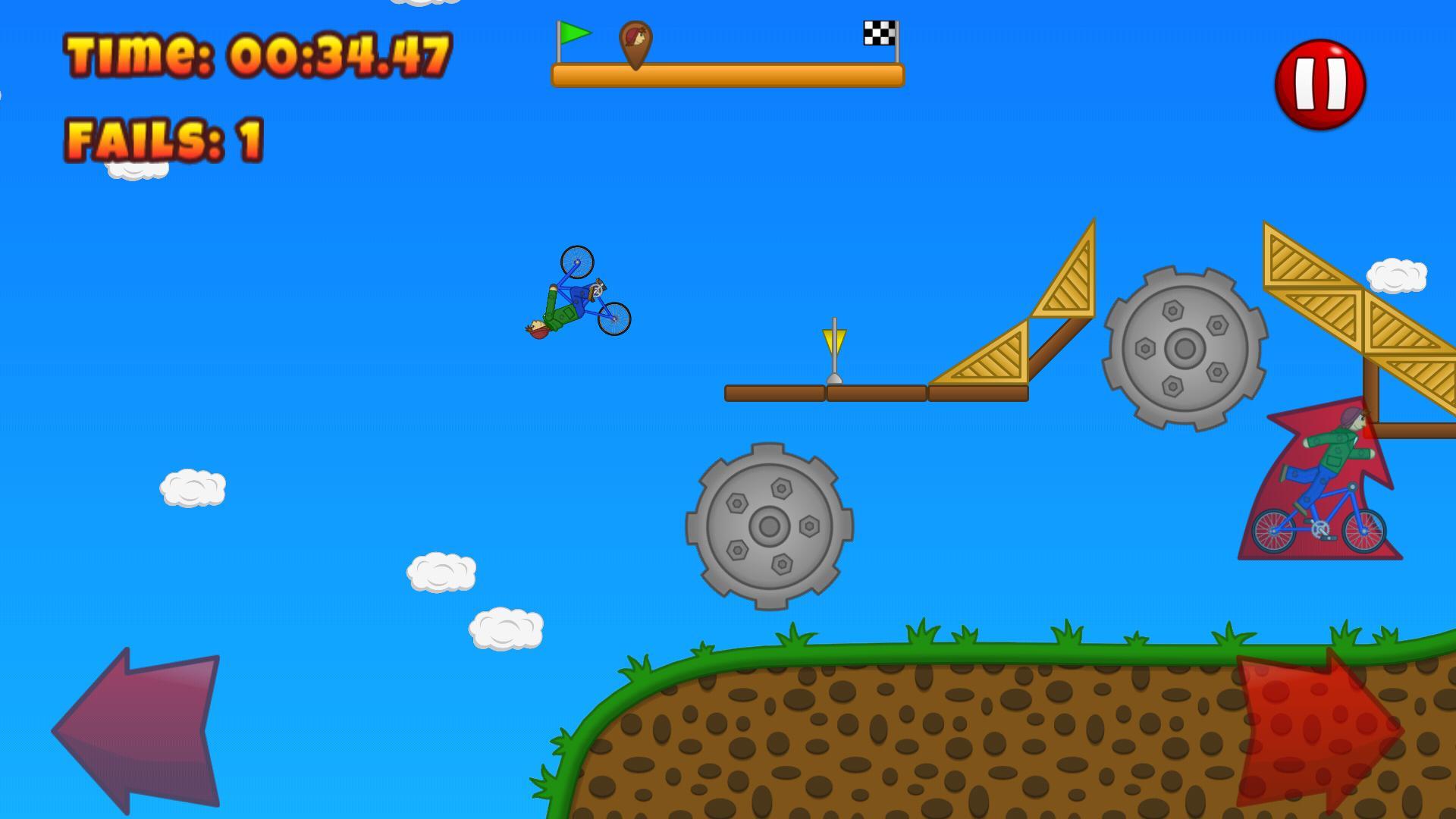 Beany Biker Hill Climber 1.15 Screenshot 5