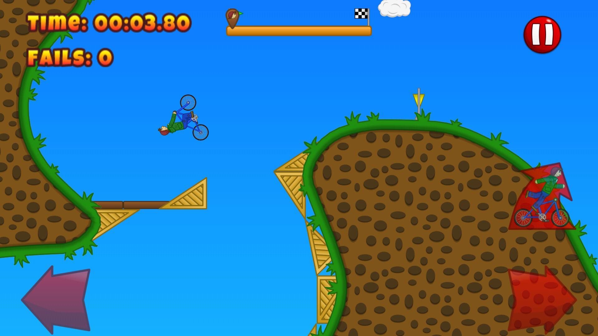 Beany Biker Hill Climber 1.15 Screenshot 6
