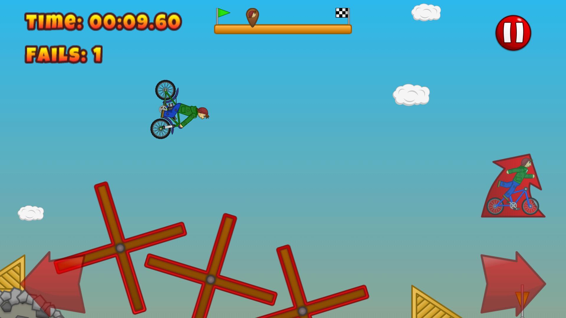 Beany Biker Hill Climber 1.15 Screenshot 7
