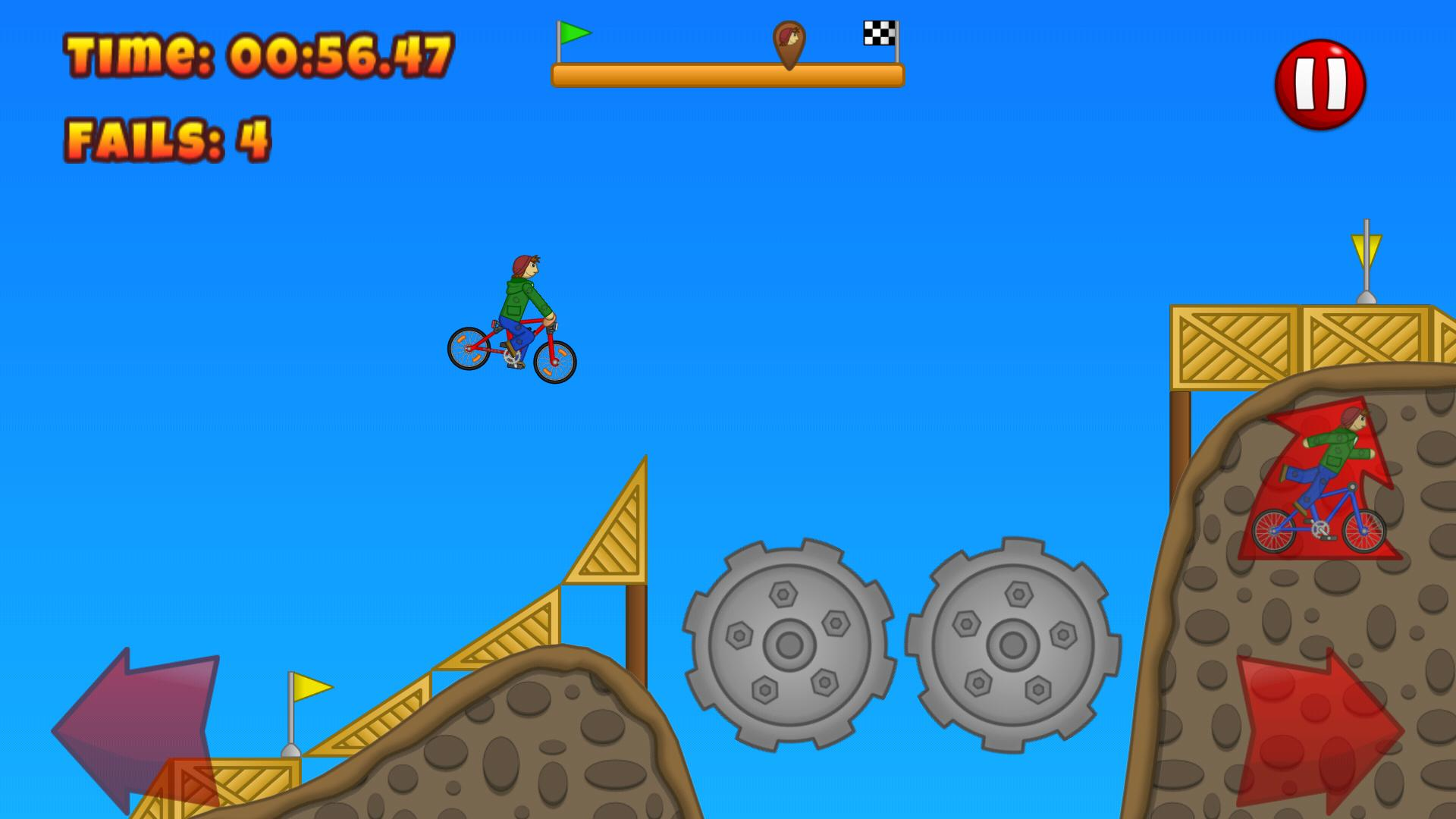 Beany Biker Hill Climber 1.15 Screenshot 8