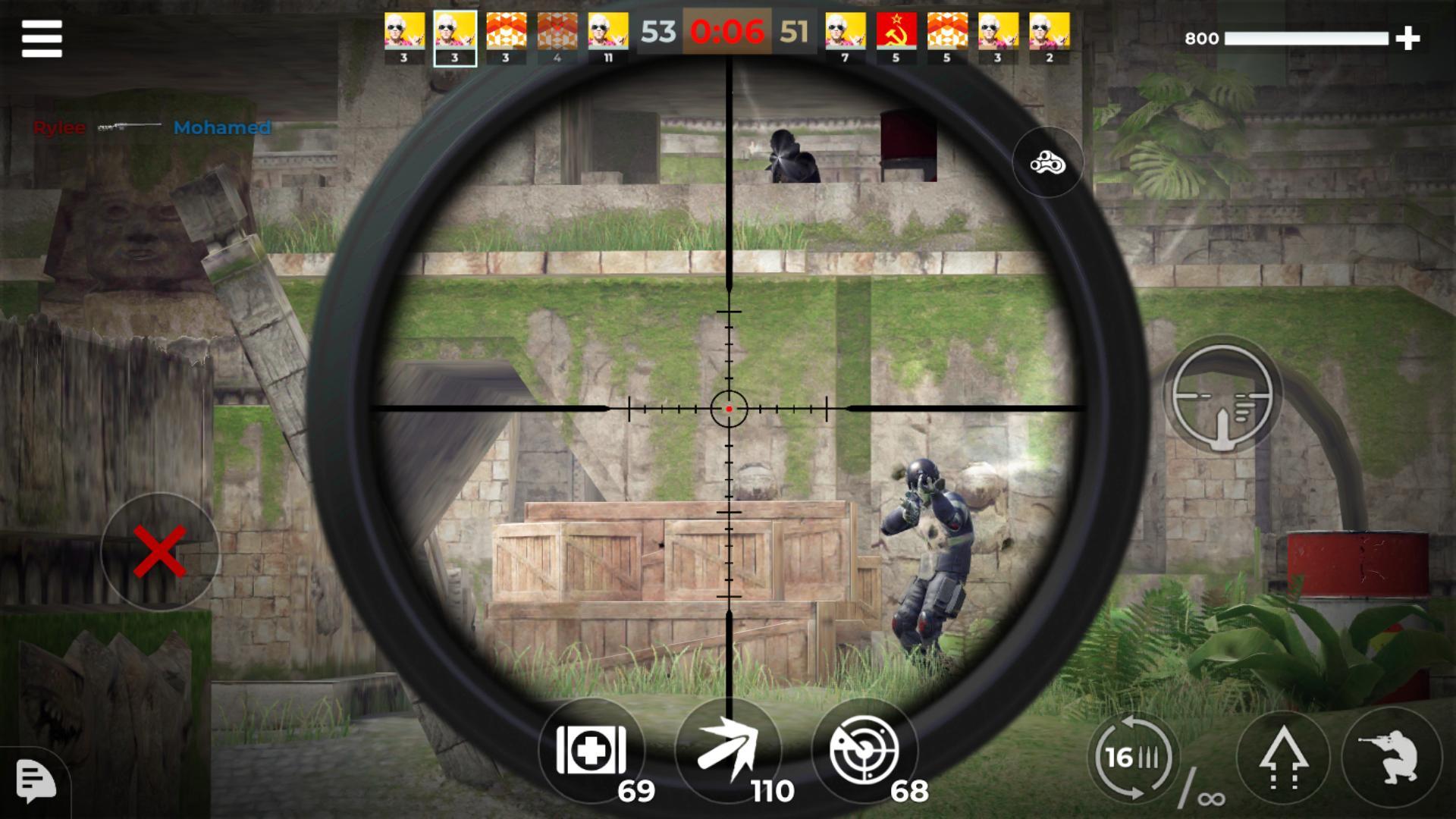 AWP Mode: Elite online 3D sniper action 1.6.1 Screenshot 19