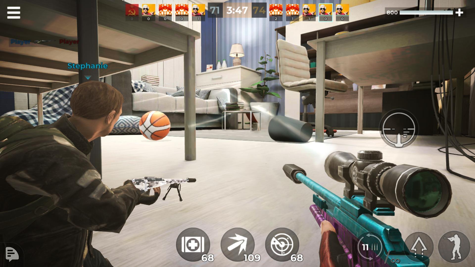 AWP Mode: Elite online 3D sniper action 1.6.1 Screenshot 8