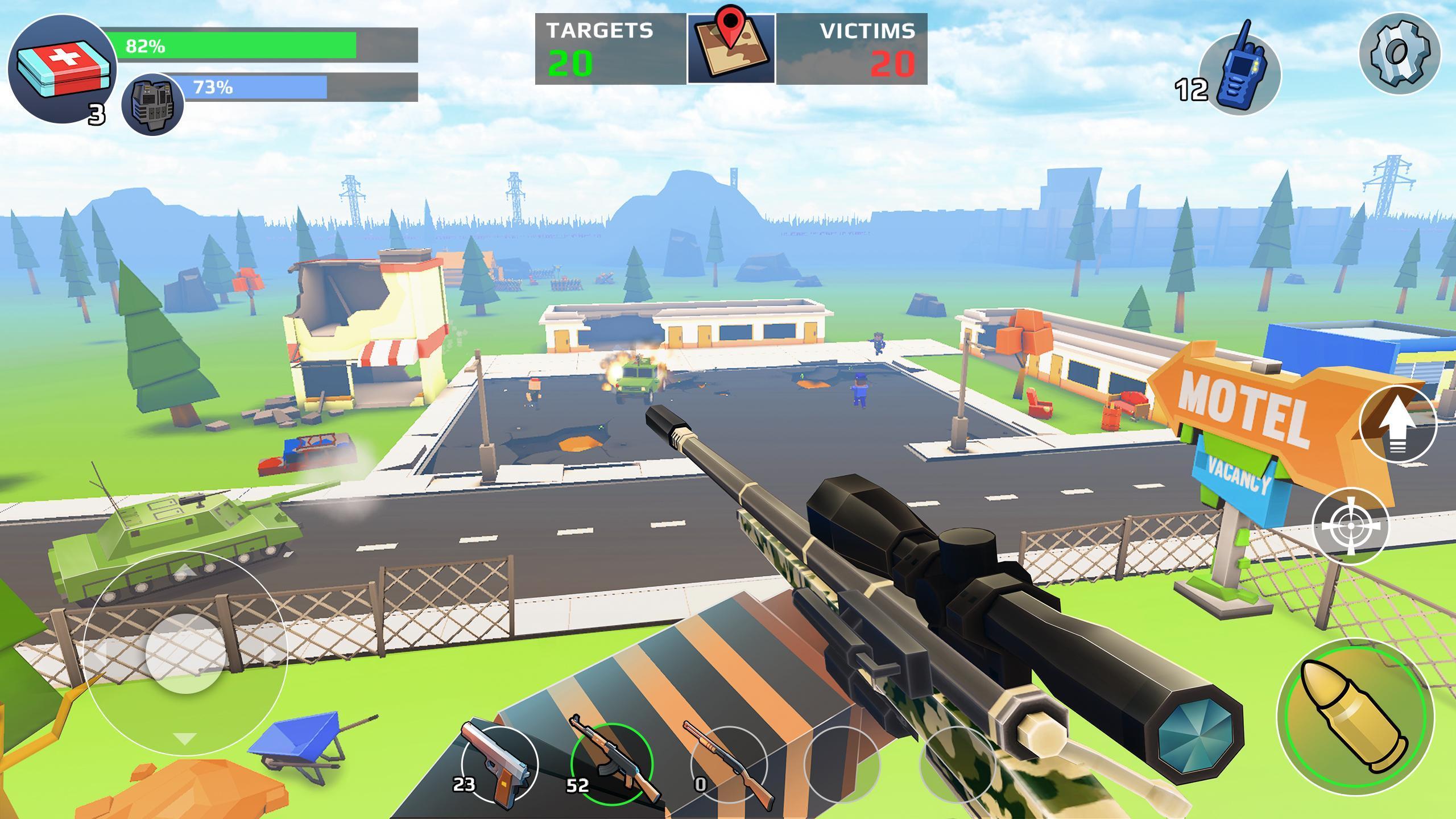 PIXEL'S UNKNOWN BATTLE GROUND 1.53.00 Screenshot 5
