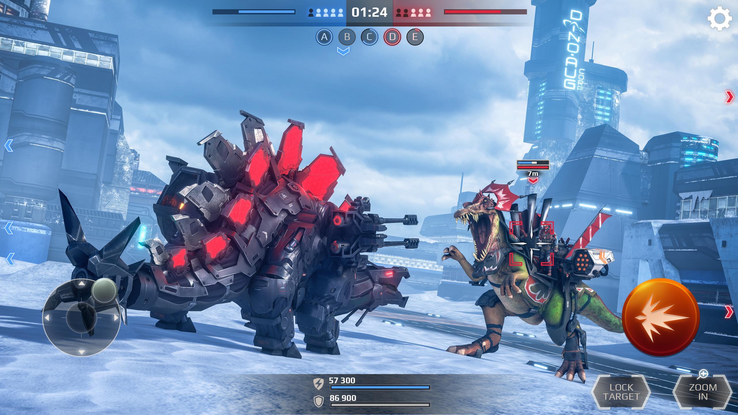 Jurassic Monster World: Dinosaur War 3D FPS 0.10.3 Screenshot 12