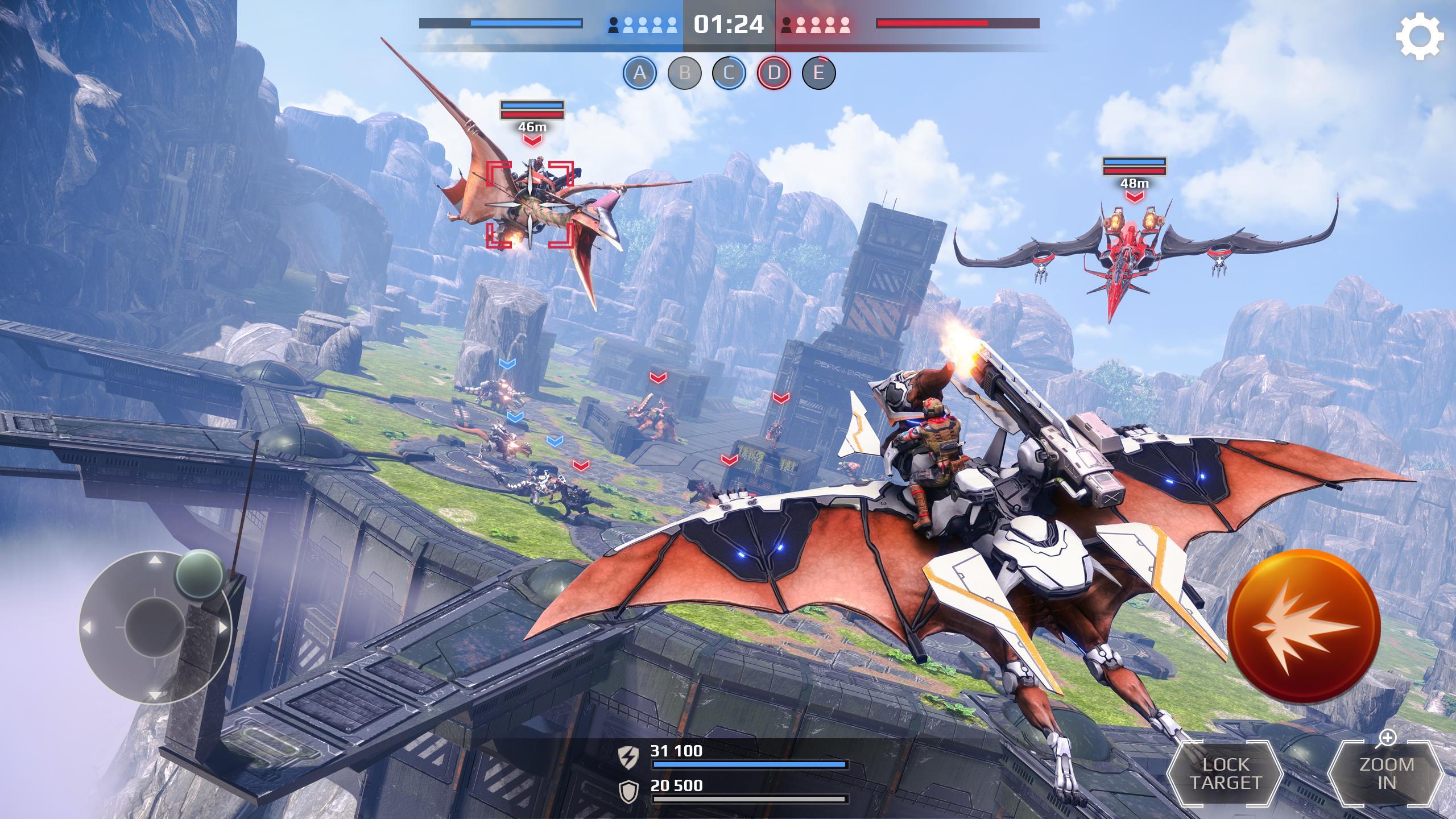 Jurassic Monster World: Dinosaur War 3D FPS 0.10.3 Screenshot 17