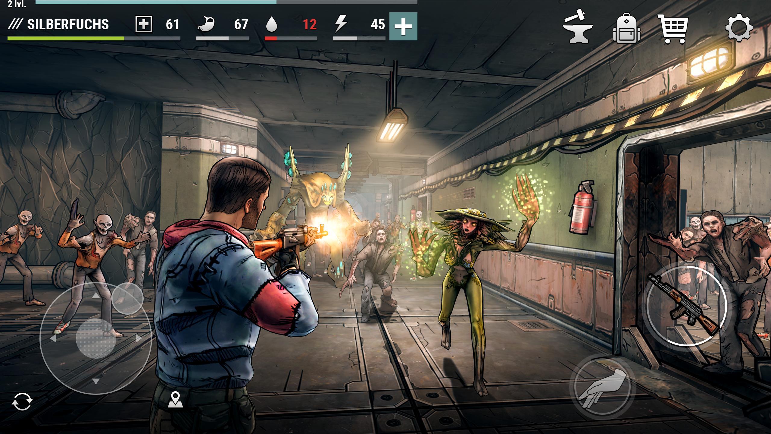 Dark Days Zombie Survival 1.3.1 Screenshot 14