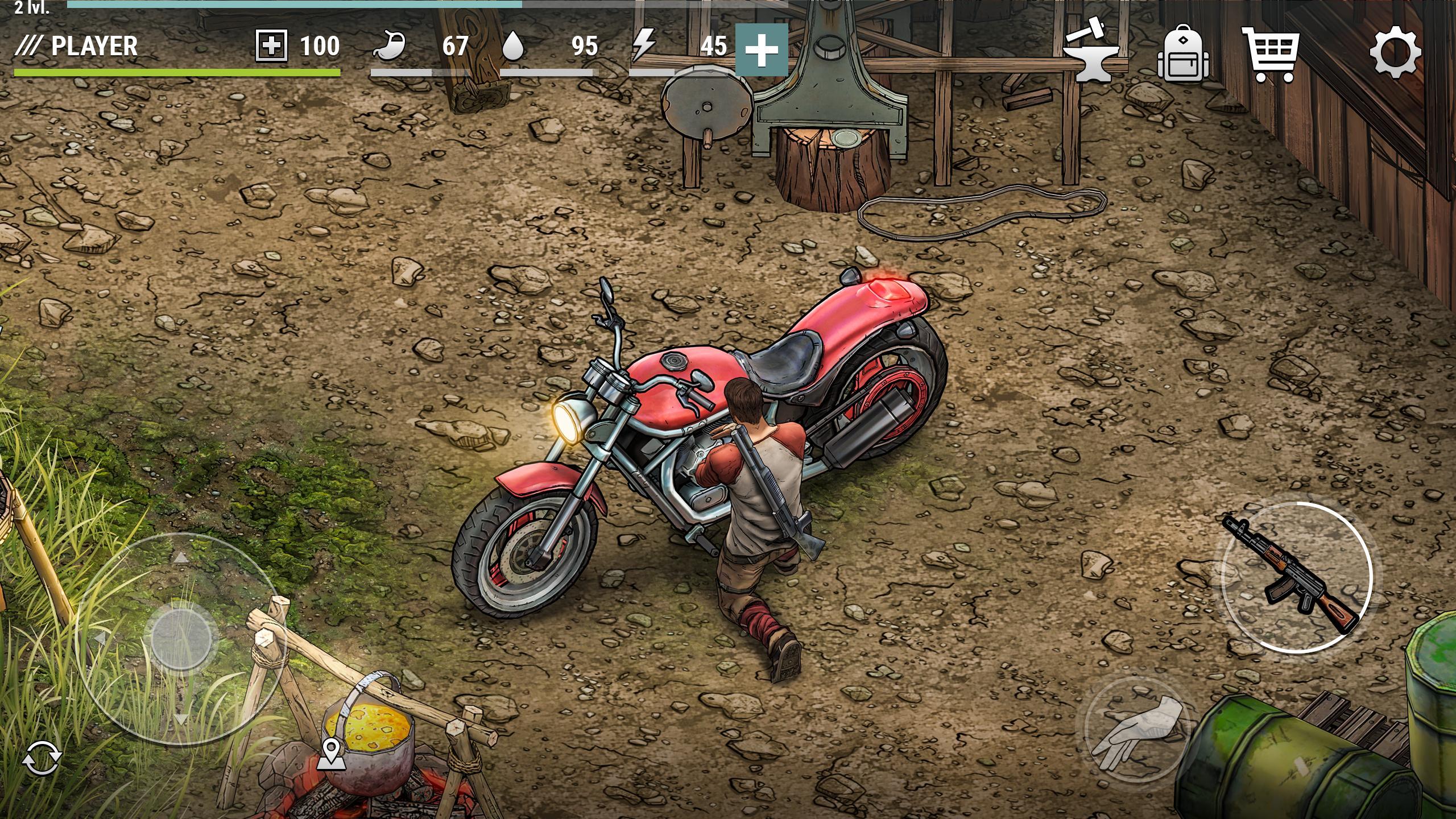 Dark Days Zombie Survival 1.3.1 Screenshot 7
