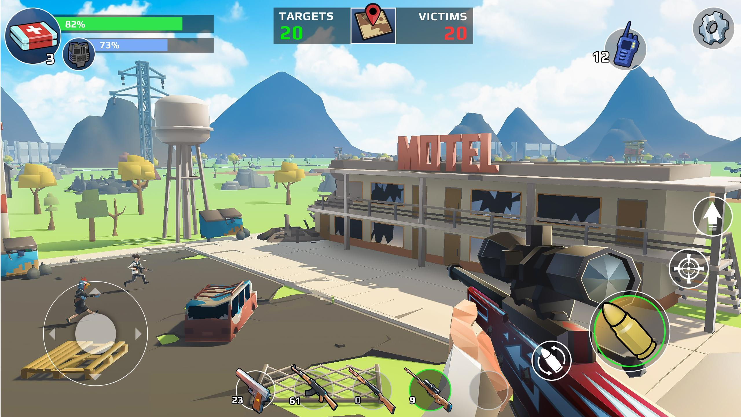 Battle Royale: FPS Shooter 1.12.02 Screenshot 15
