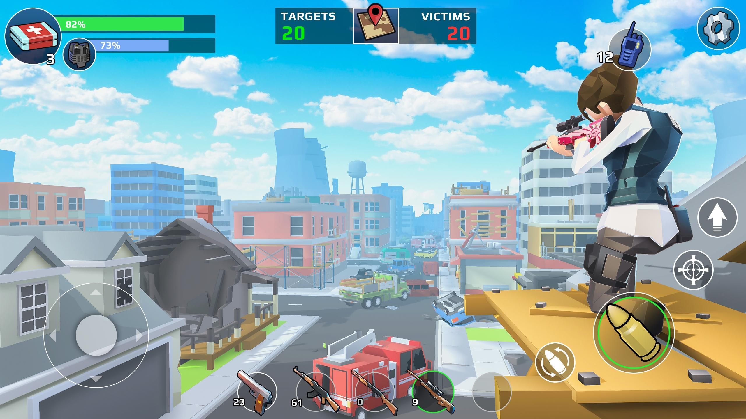 Battle Royale: FPS Shooter 1.12.02 Screenshot 17