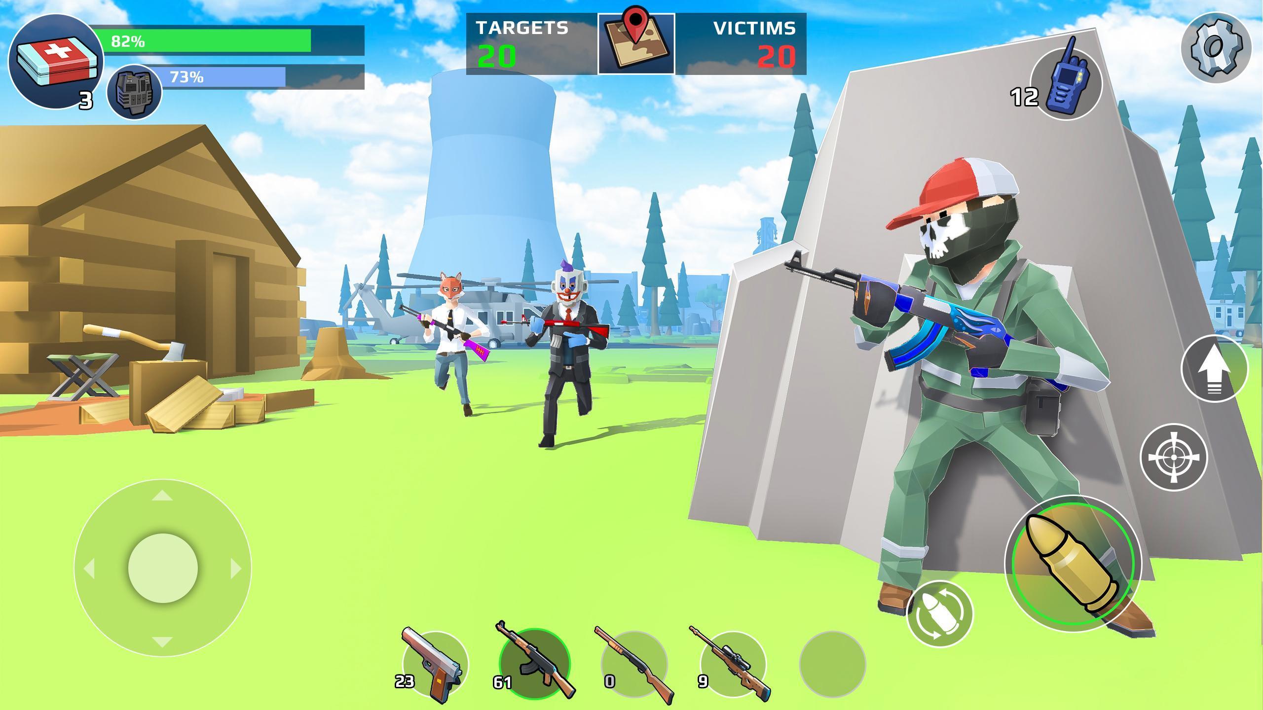 Battle Royale: FPS Shooter 1.12.02 Screenshot 2